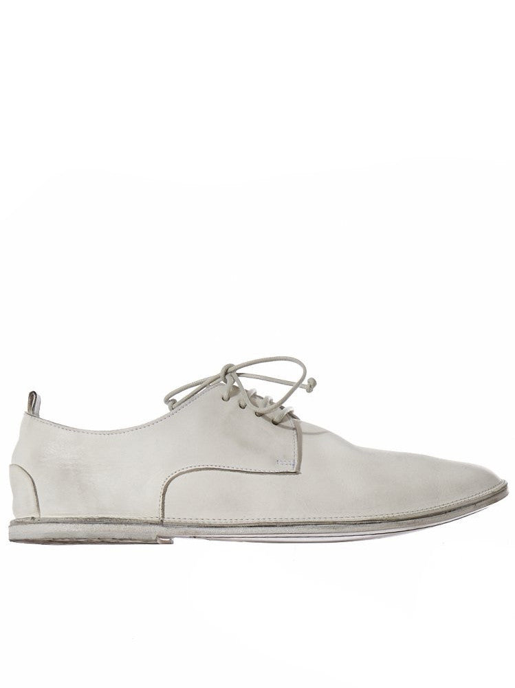 Leather Derby (MM1449 BIANCO)