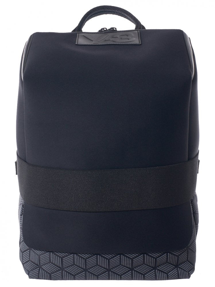 """Qasa"" Small Backpack (BP5969 BLACK) - H. Lorenzo"