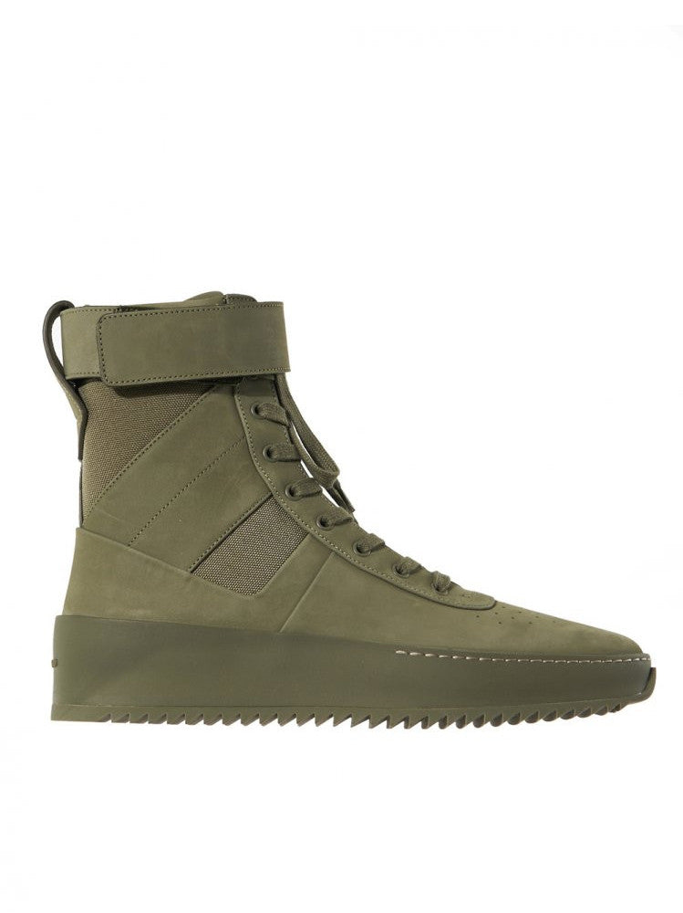 Military Sneaker (FGTP-MSNU-AG16 ARMY GREEN)