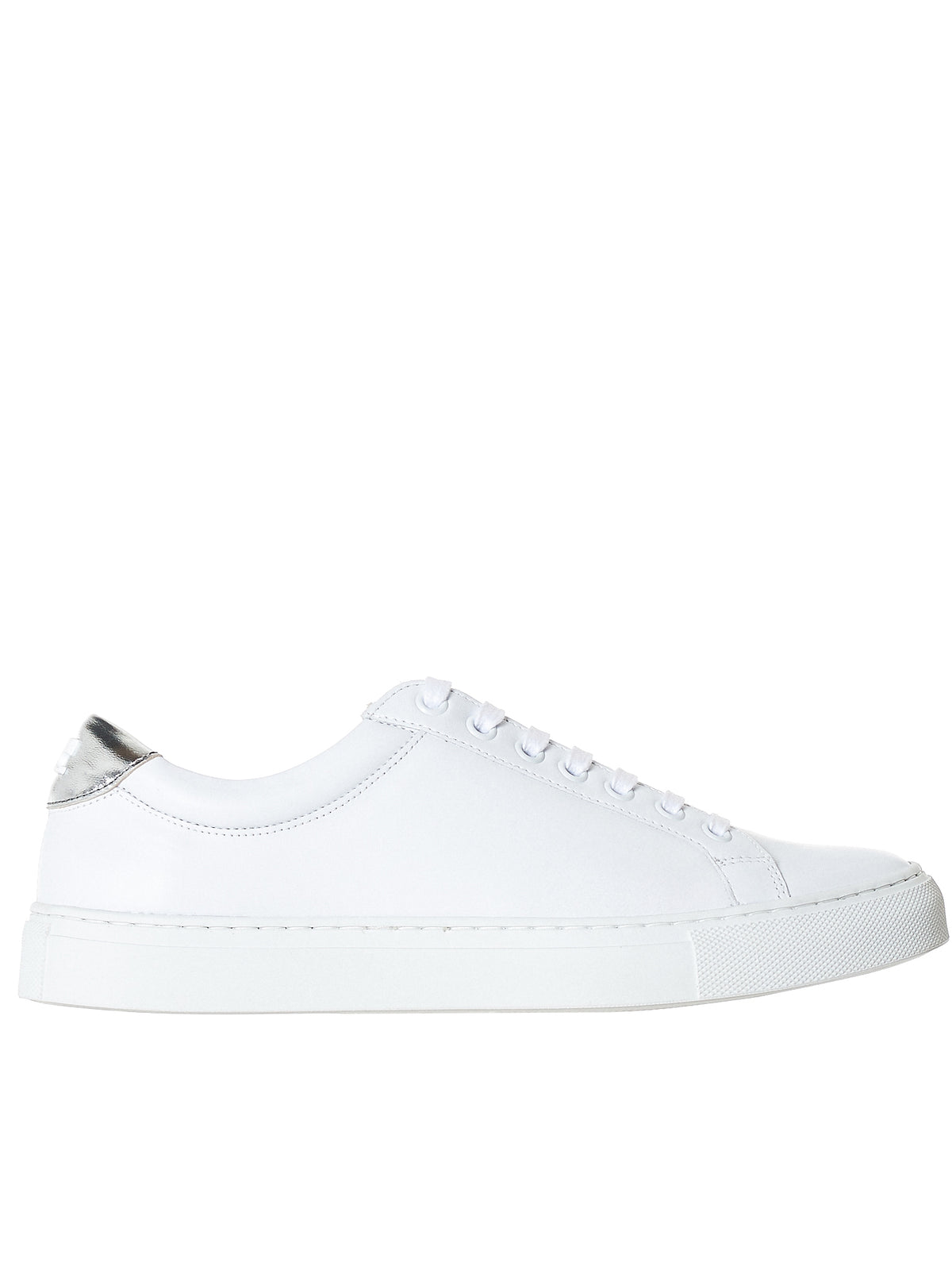 Courreges white sneaker - H.Lorenzo Side