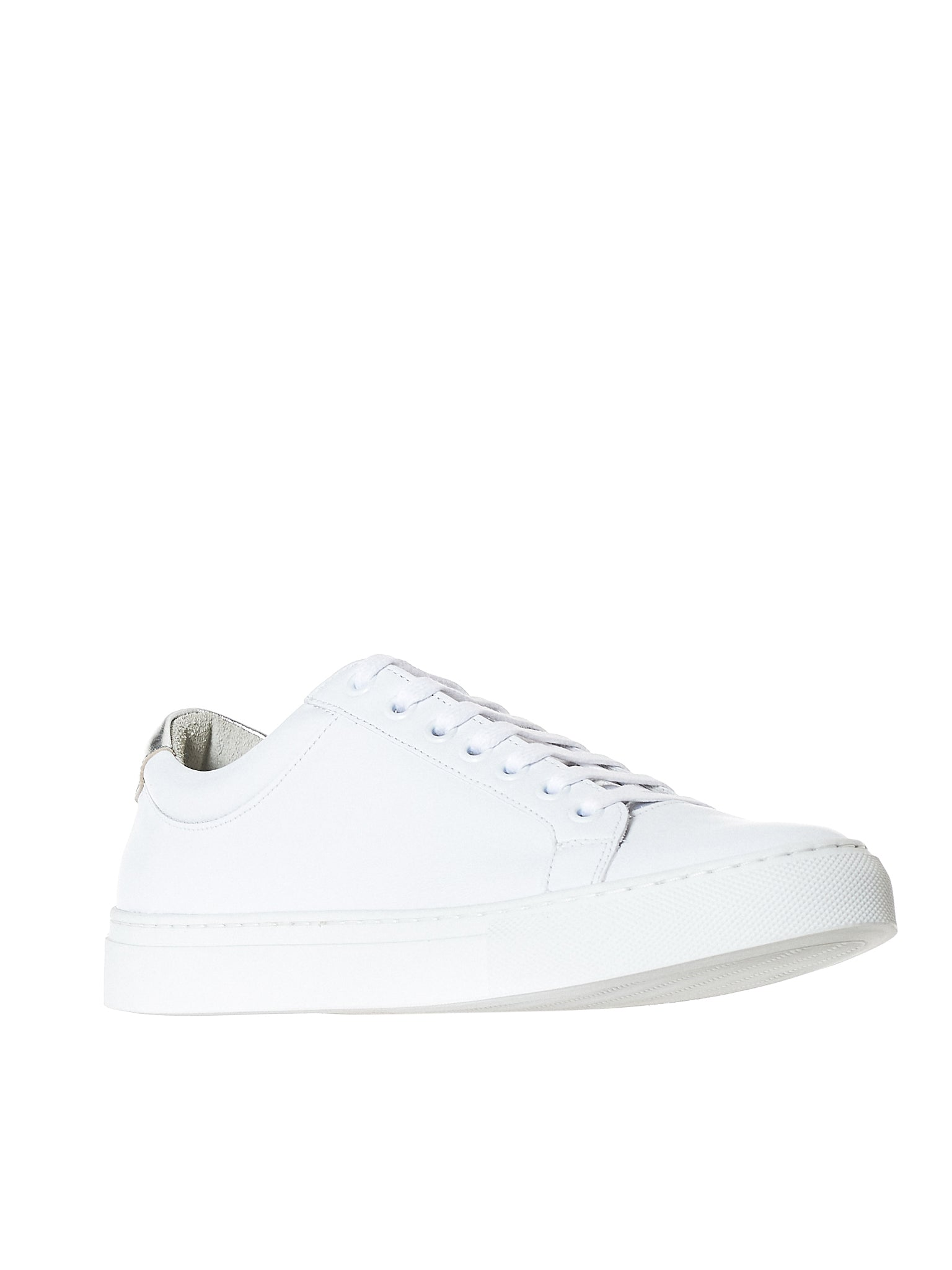Courreges white sneaker - H.Lorenzo Side 2
