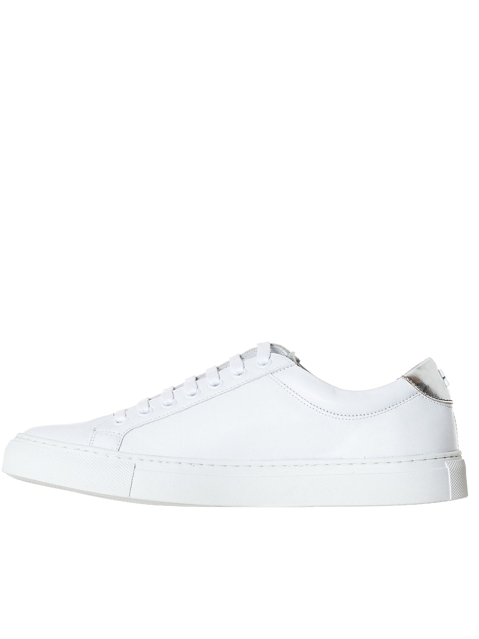 Courreges white sneaker - H.Lorenzo Side 3