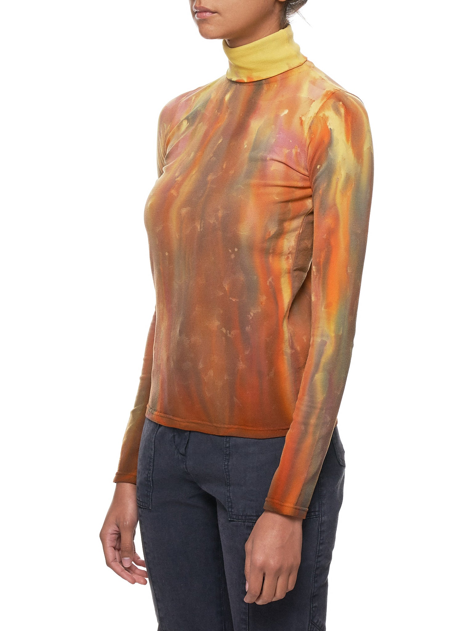 Ambush Tie Dye Top - Hlorenzo Side