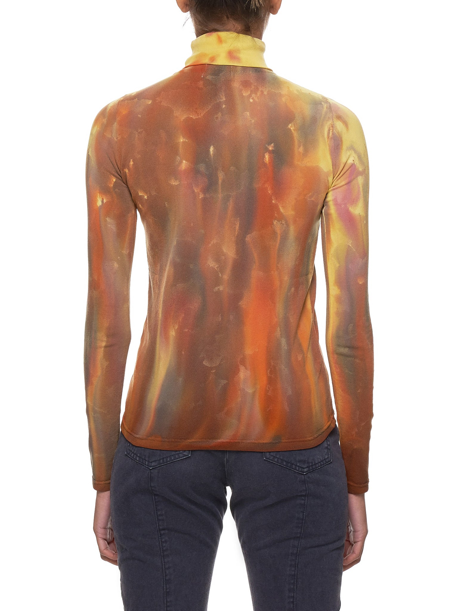 Ambush Tie Dye Top - Hlorenzo Back