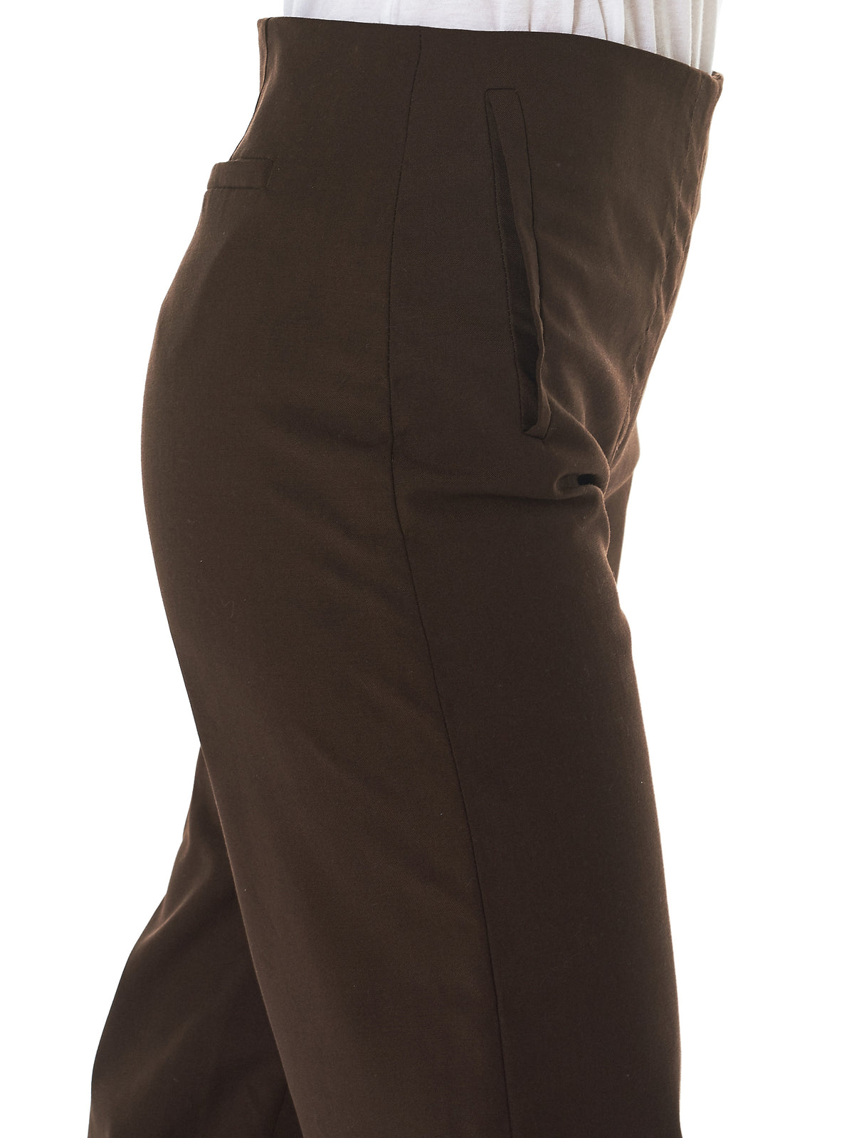 Suit Trousers (13-T-BROWN)