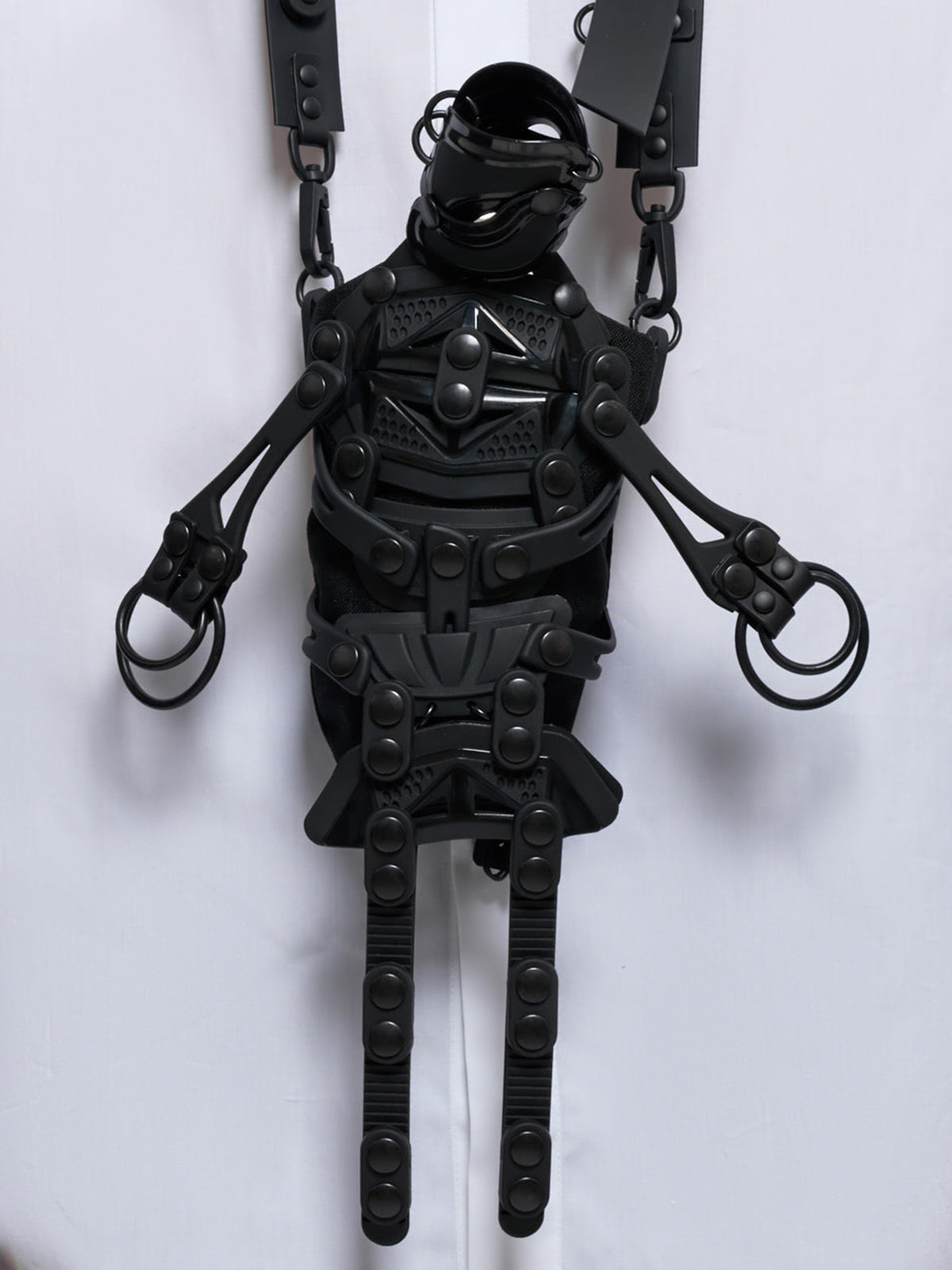 139 Robot Bag (I39-ROBOT-BLACK)