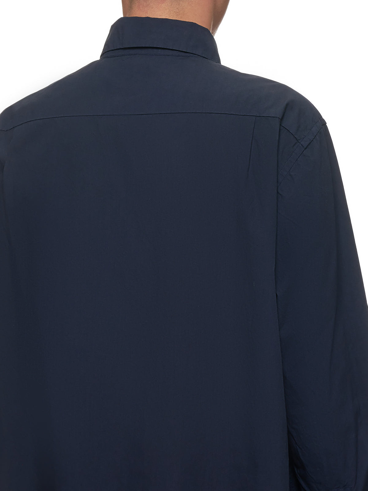 Long-Sleeve Shirt (13HC144-DARK-NAVY)