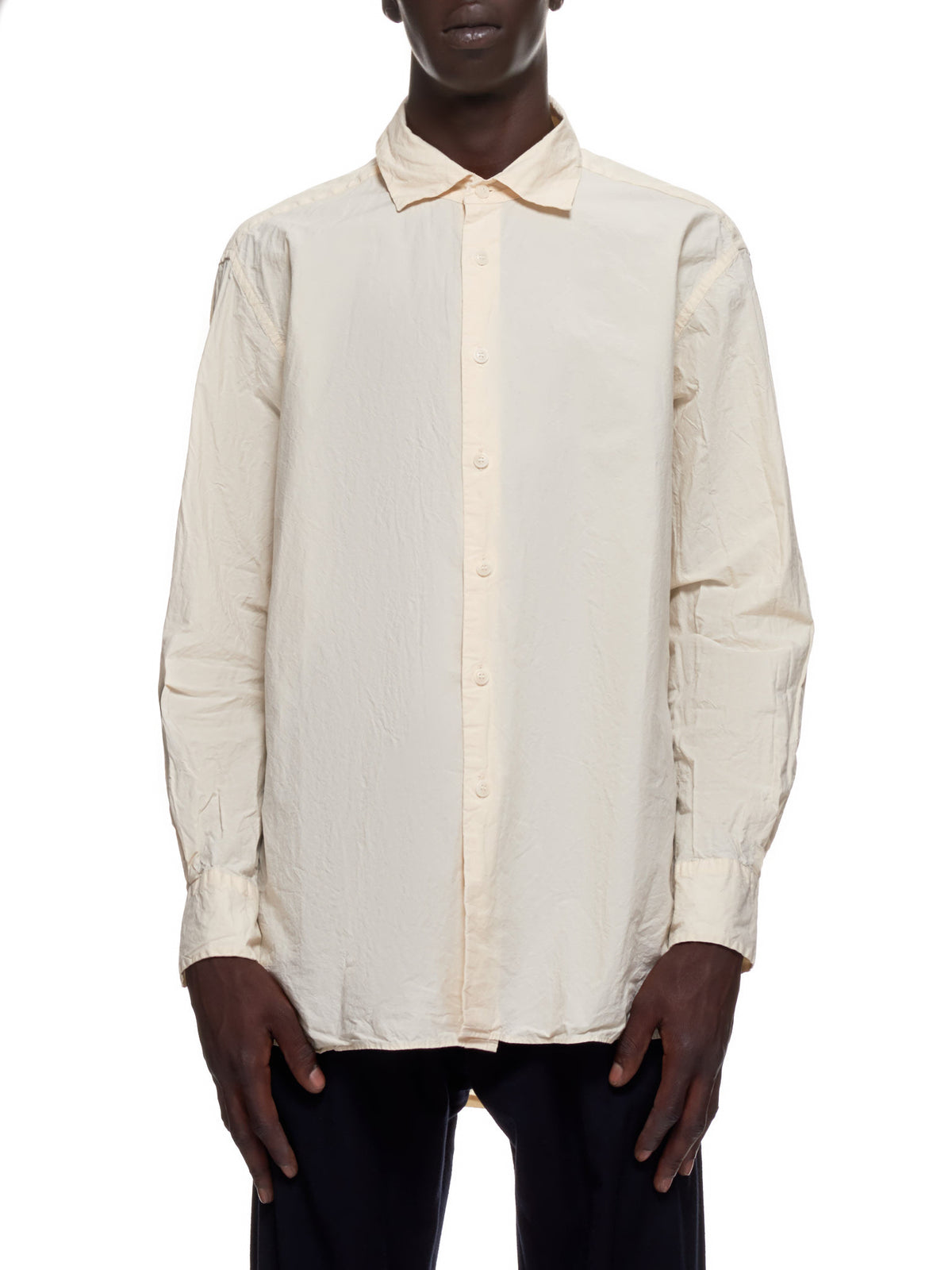 Casey Casey Shirt | H.Lorenzo Front