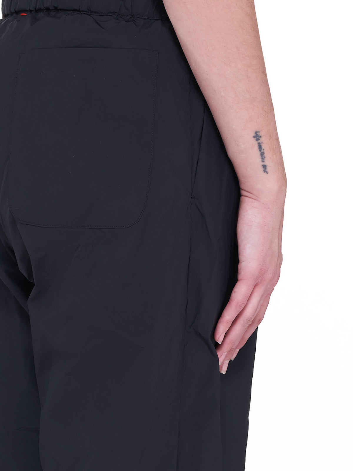 Basic Swing Trousers (16HP215-BLACK)
