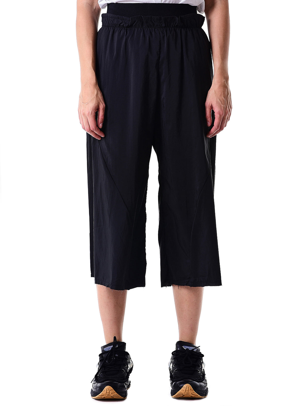 Cropped Trousers (1701002-BOXER-BLACK)