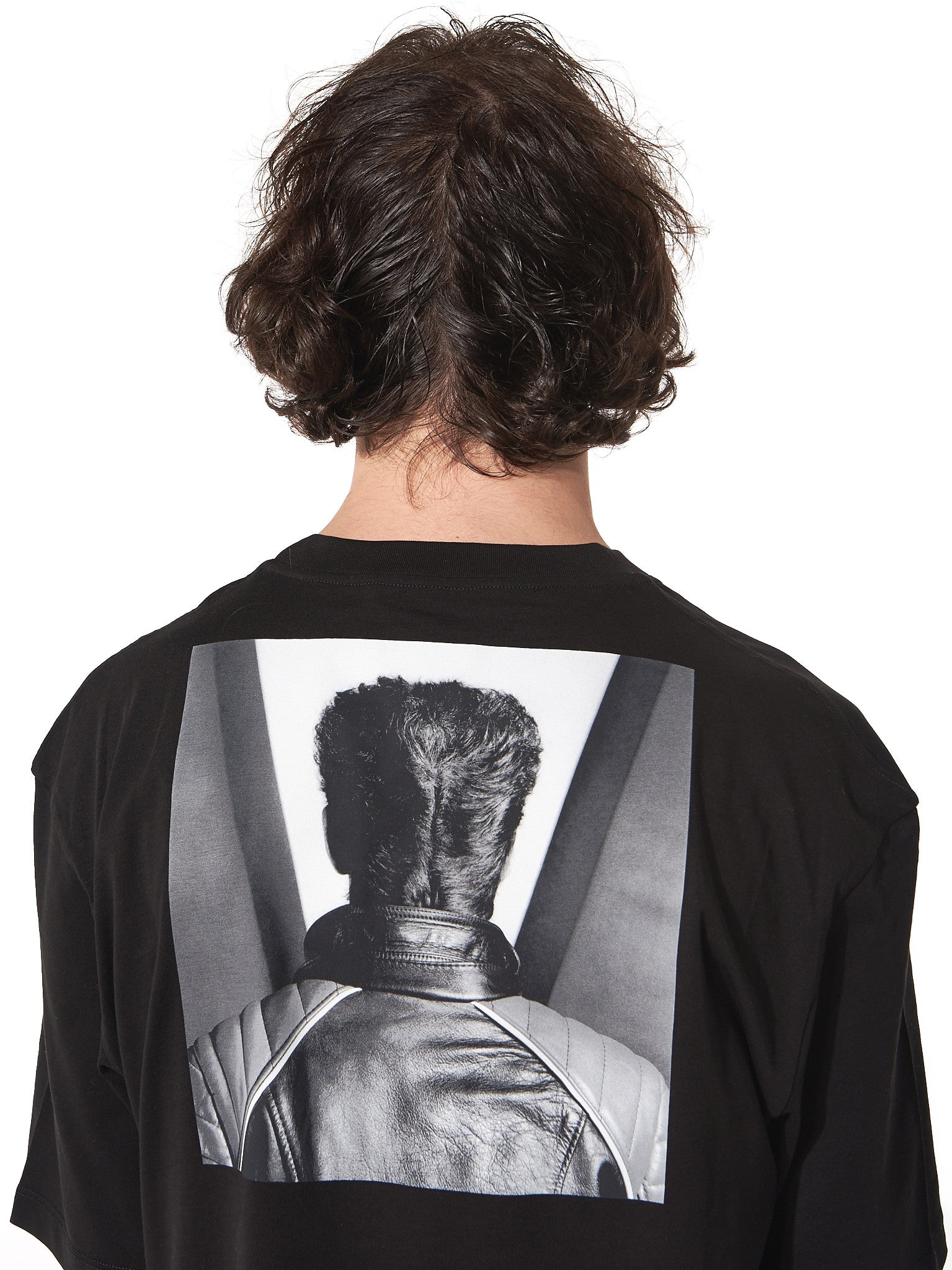Robert Mapplethorpe Collaboration Tee (171-120-19002-00099 BLK) - H. Lorenzo