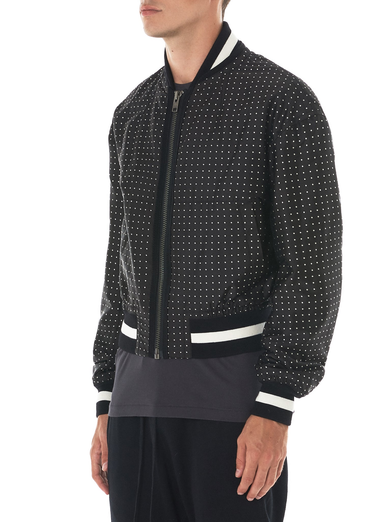 Haider Ackermann - Hlorenzo Side