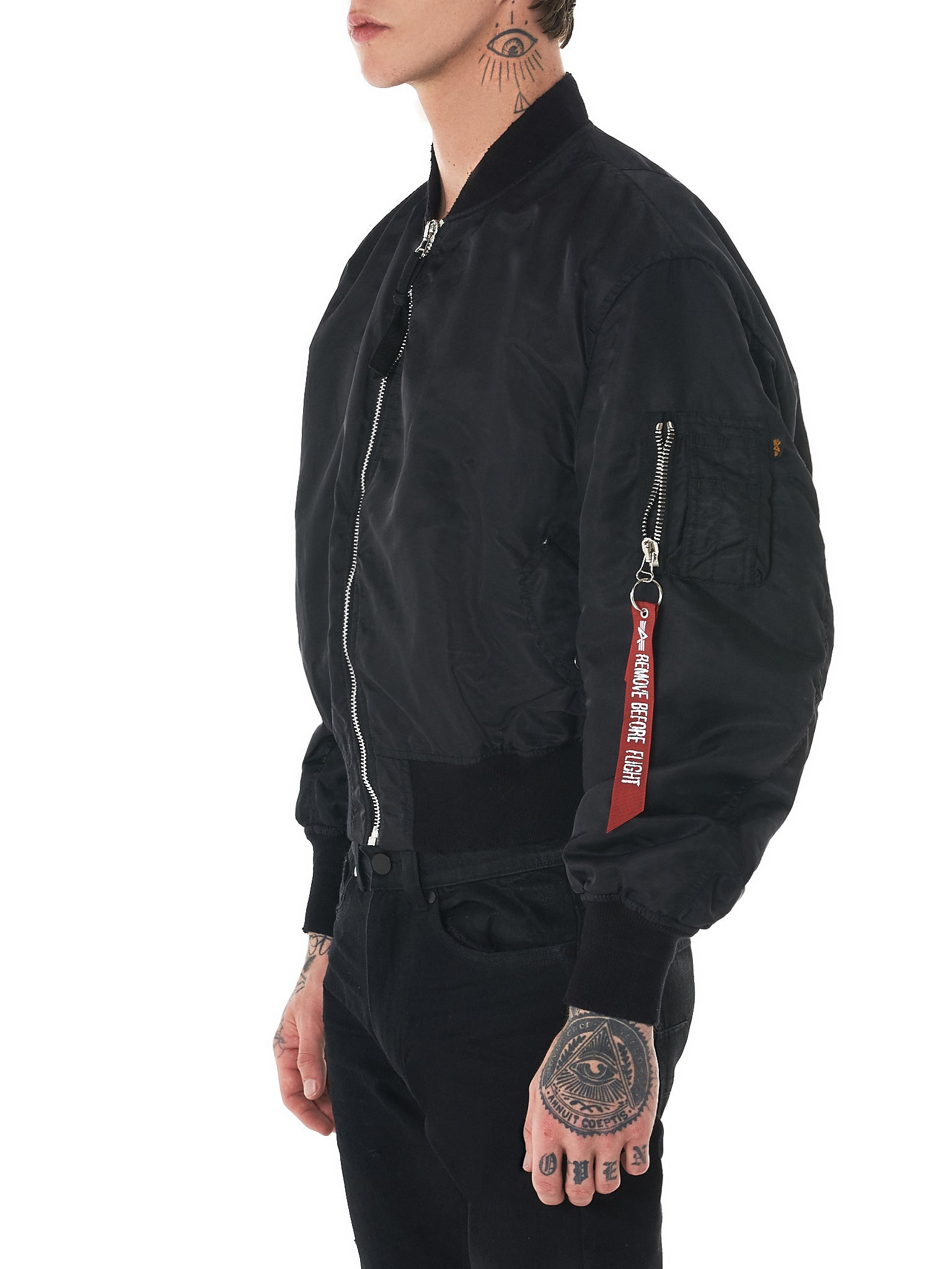 424 x Alpha Industries-HLorenzo side