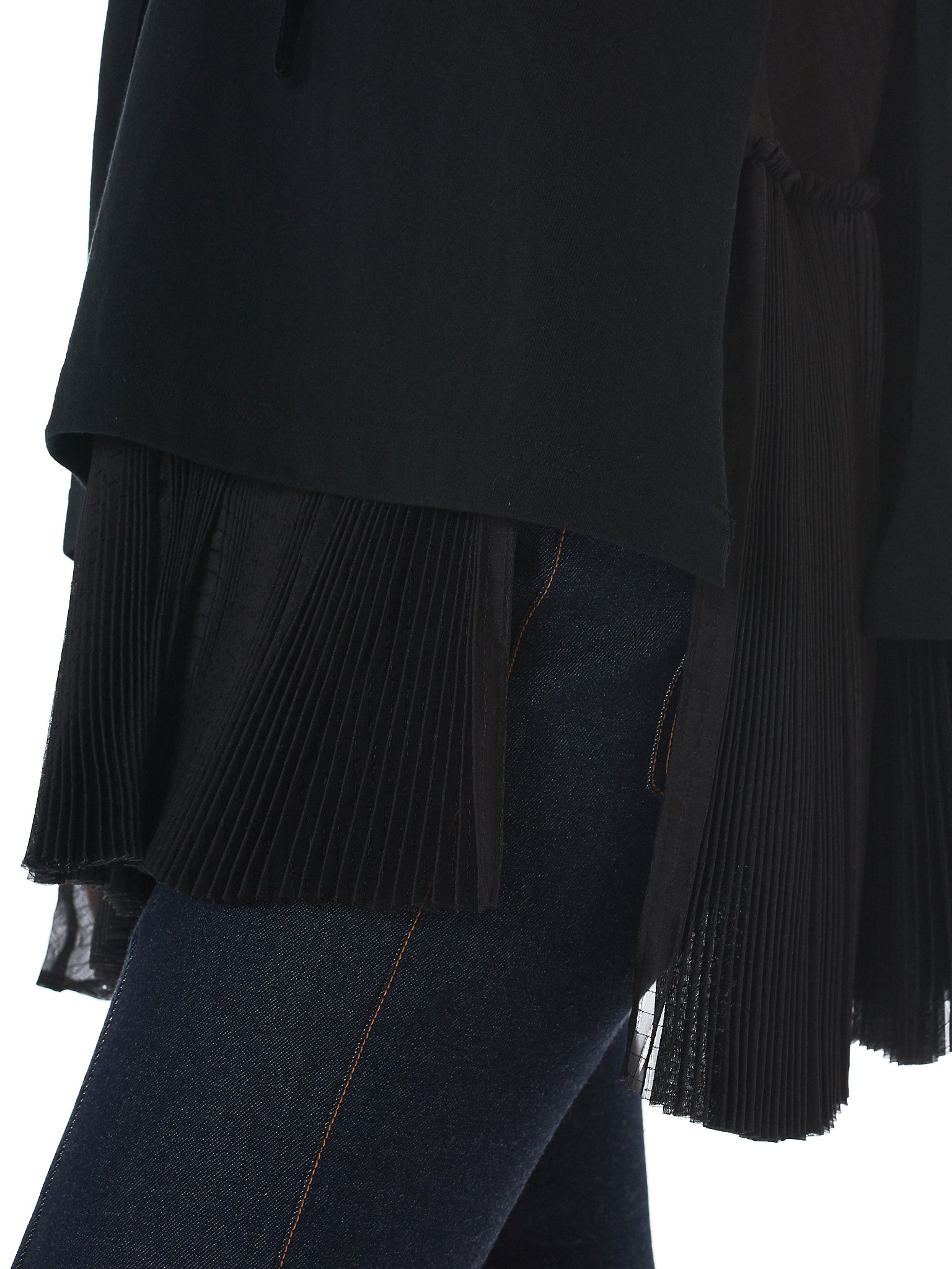 Sacai Top - Hlorenzo Detail 3