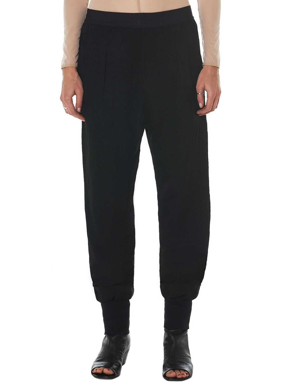 Ann Demeulemeester Relaxed Joggers - Hlorenzo Front