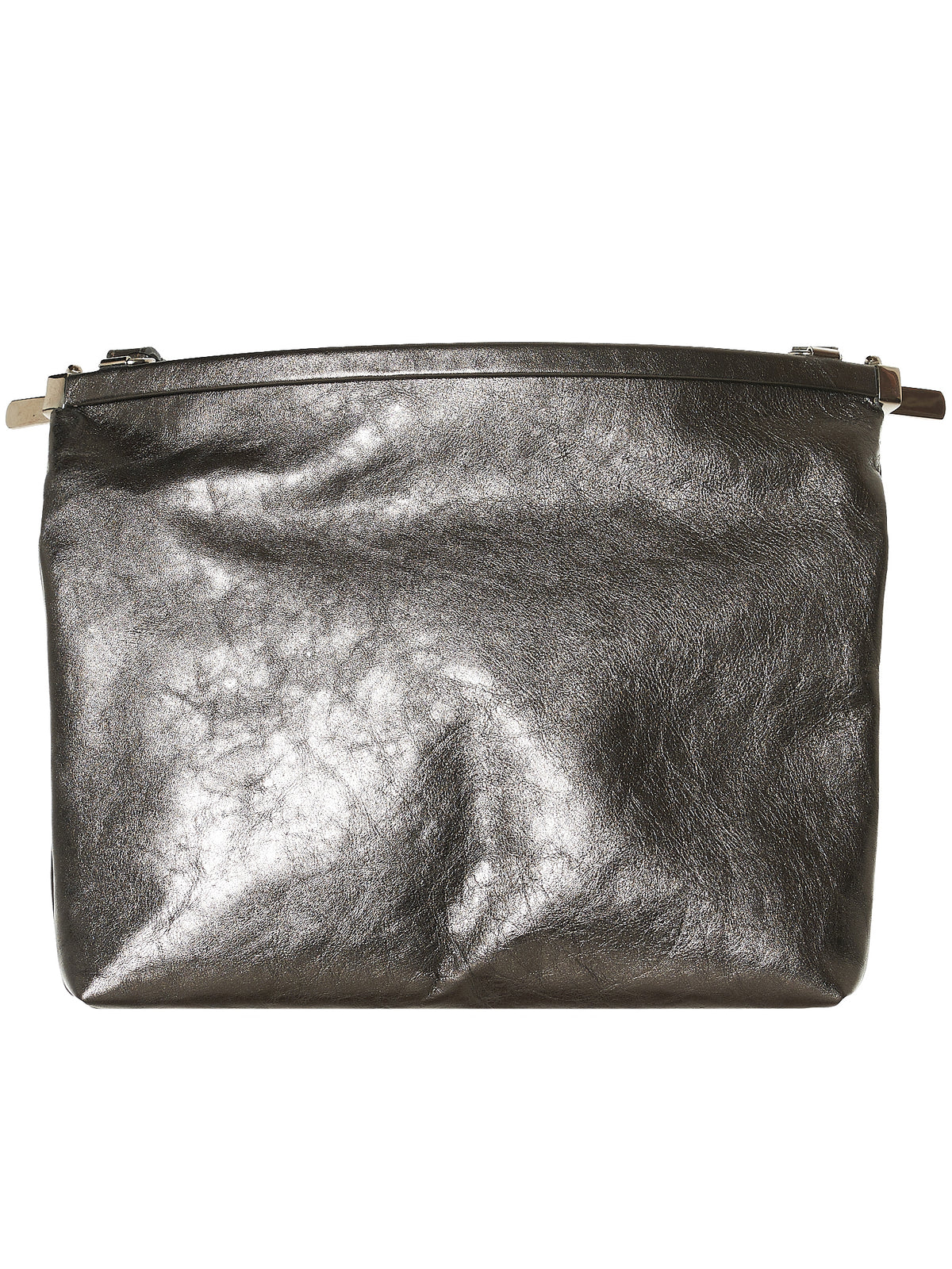 Ann Demeulemeester Leather Bag - Hlorenzo Front