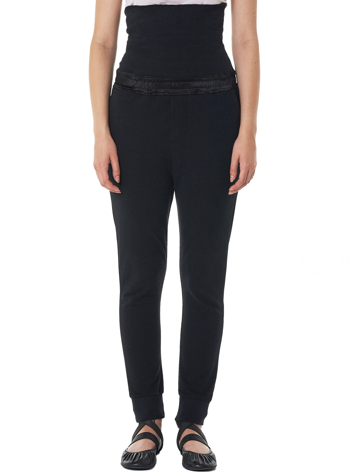 High-Waisted Knit Joggers (1802-2490-225-099)