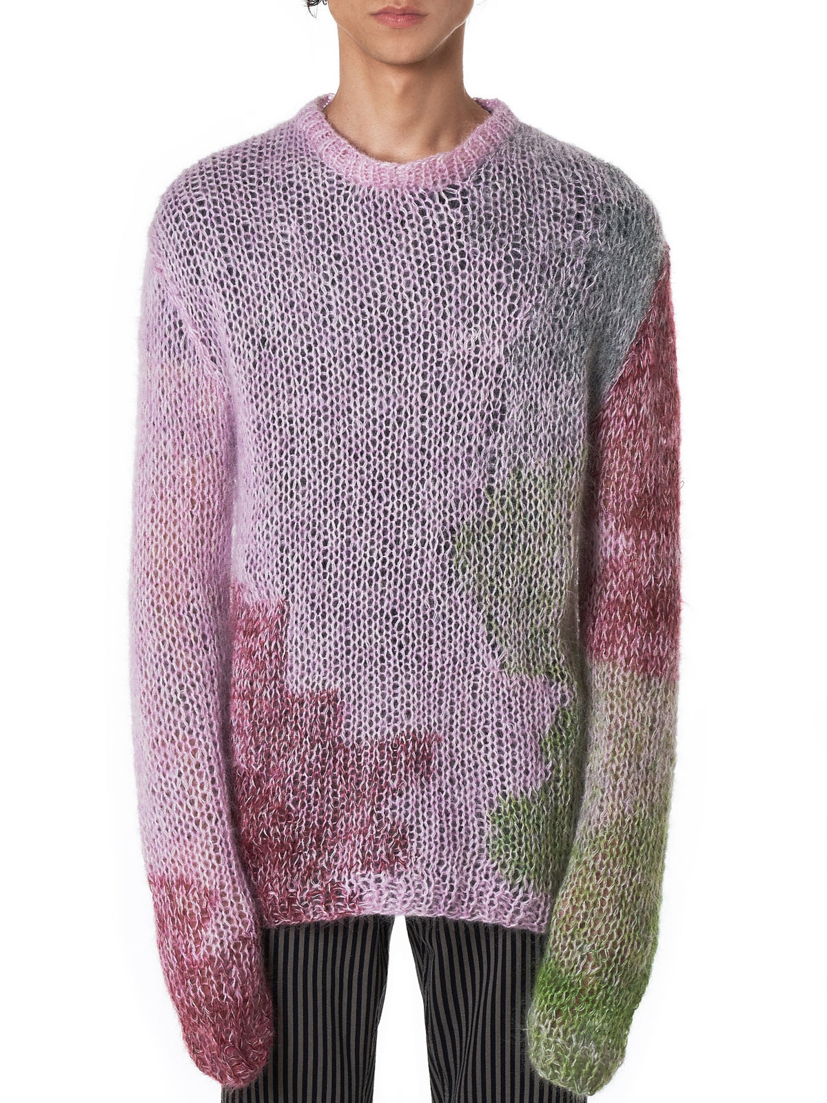 Ann Demeulemeester Knit Sweater - Hlorenzo Front
