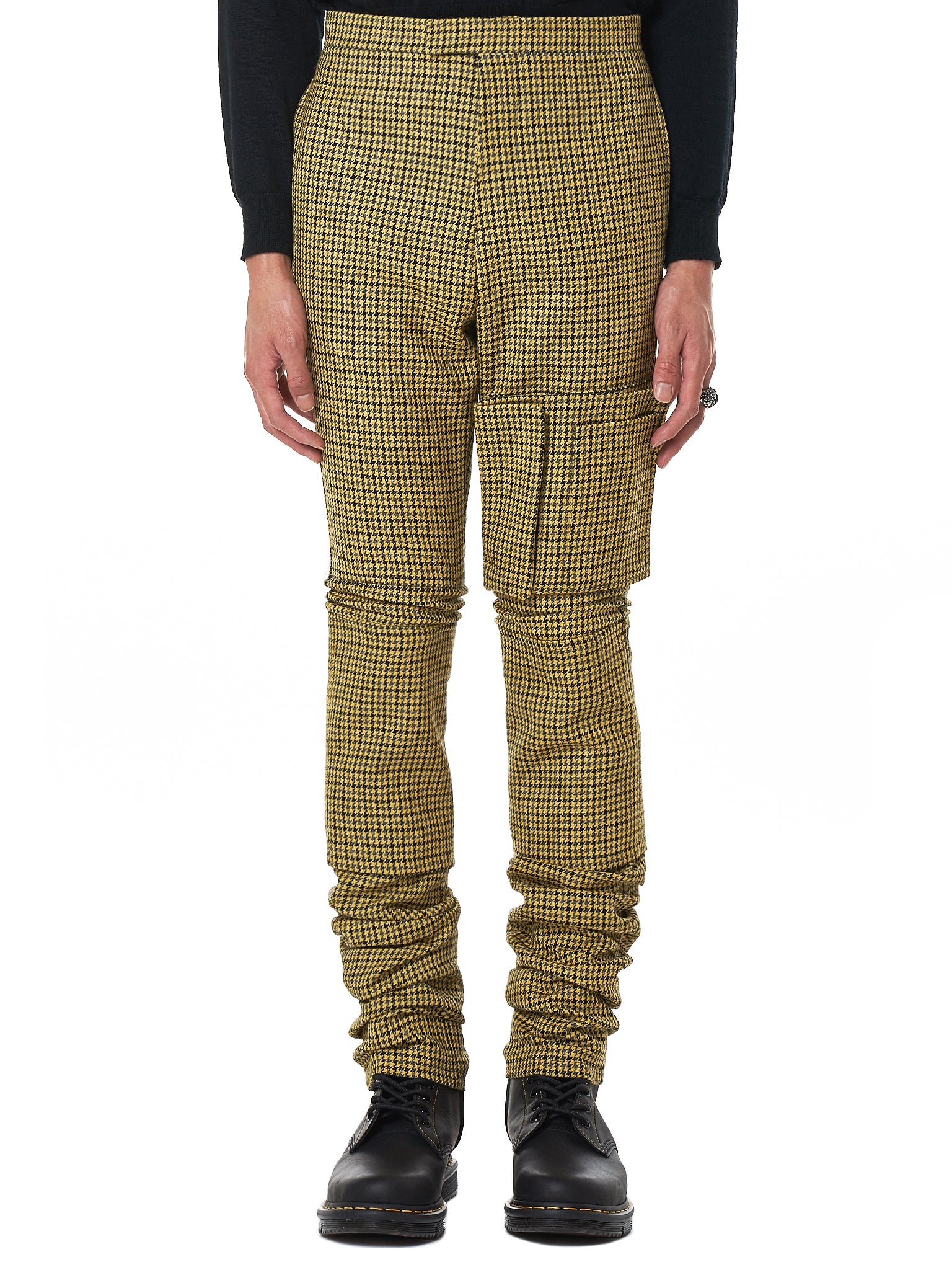 Raf Simons Trousers - Hlorenzo Front