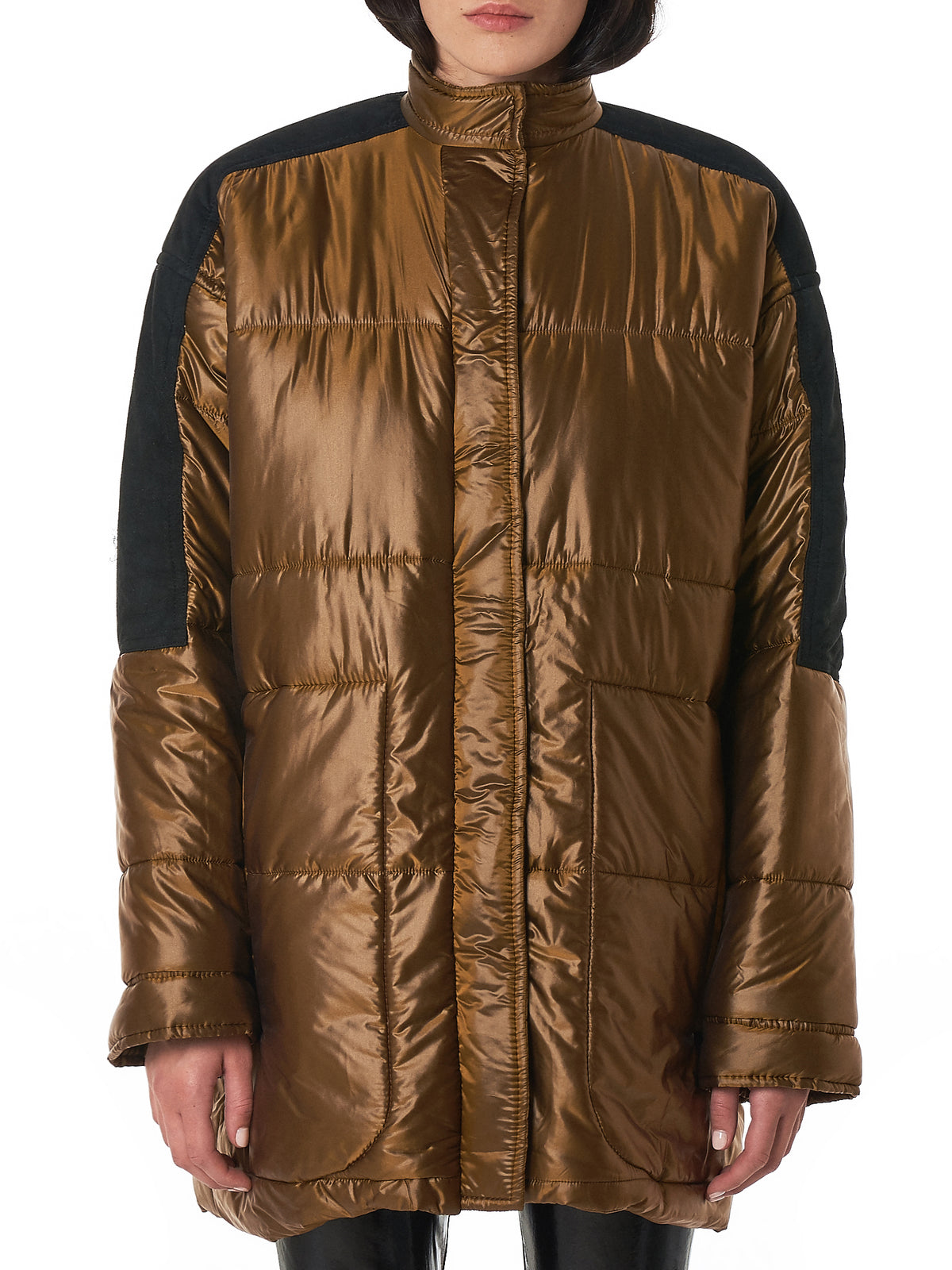 Haider Ackermann Quilted Jacket - Hlorenzo Front