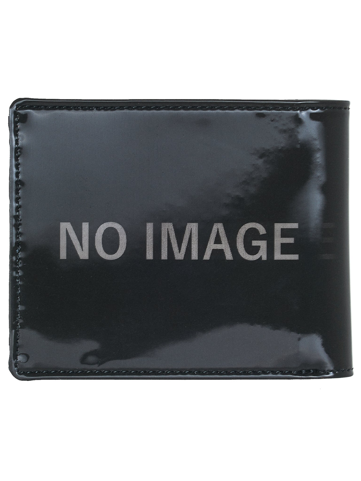 'No Image' Wallet (18AW05WT01-BLACK)