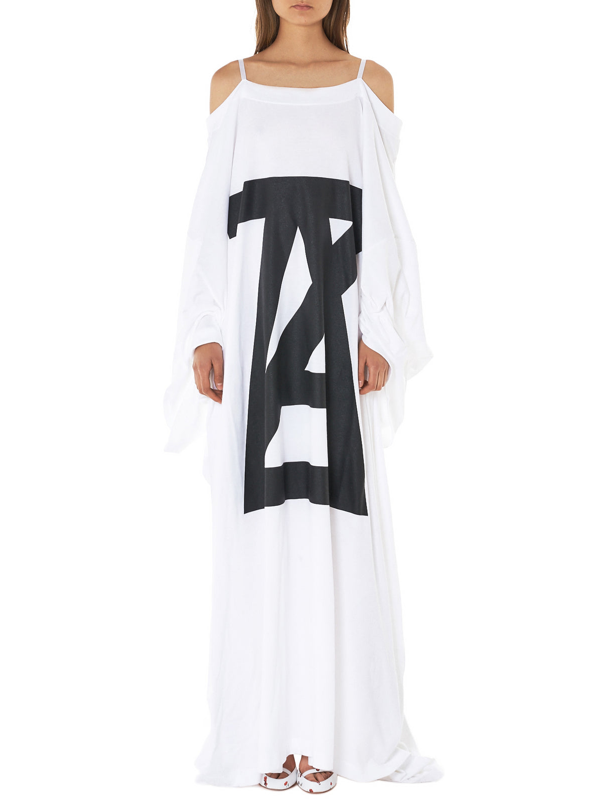 ANREALAGE Oversized Dress - Hlorenzo Front