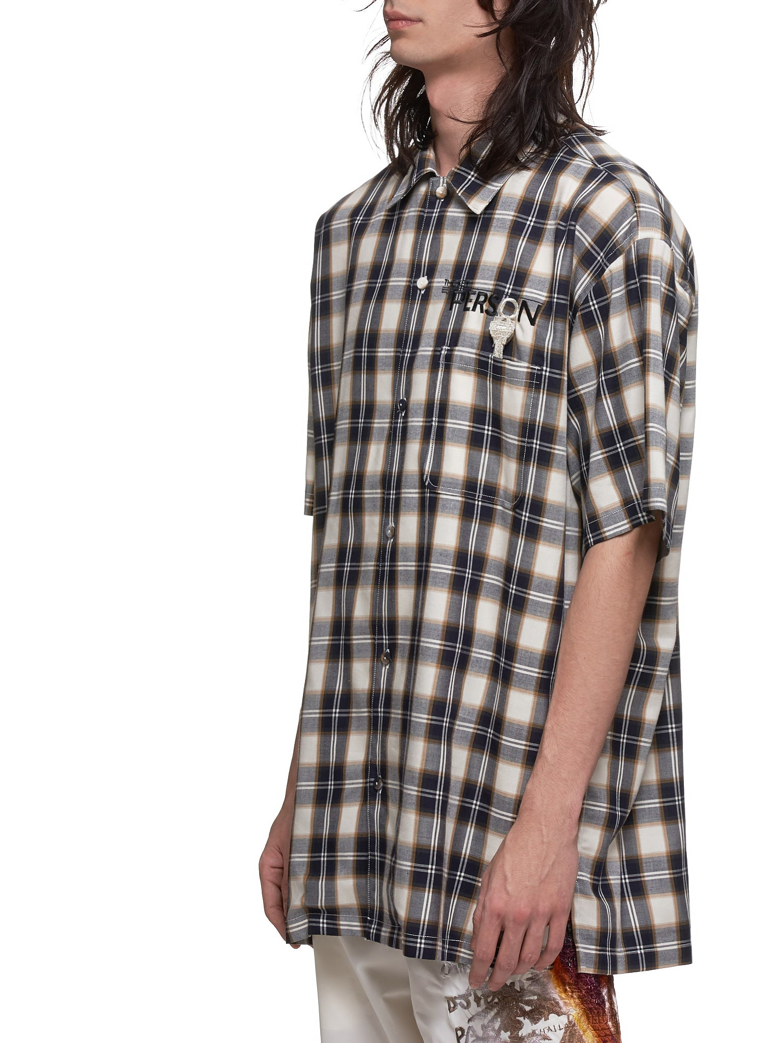 Doublet Shirt - Hlorenzo Side