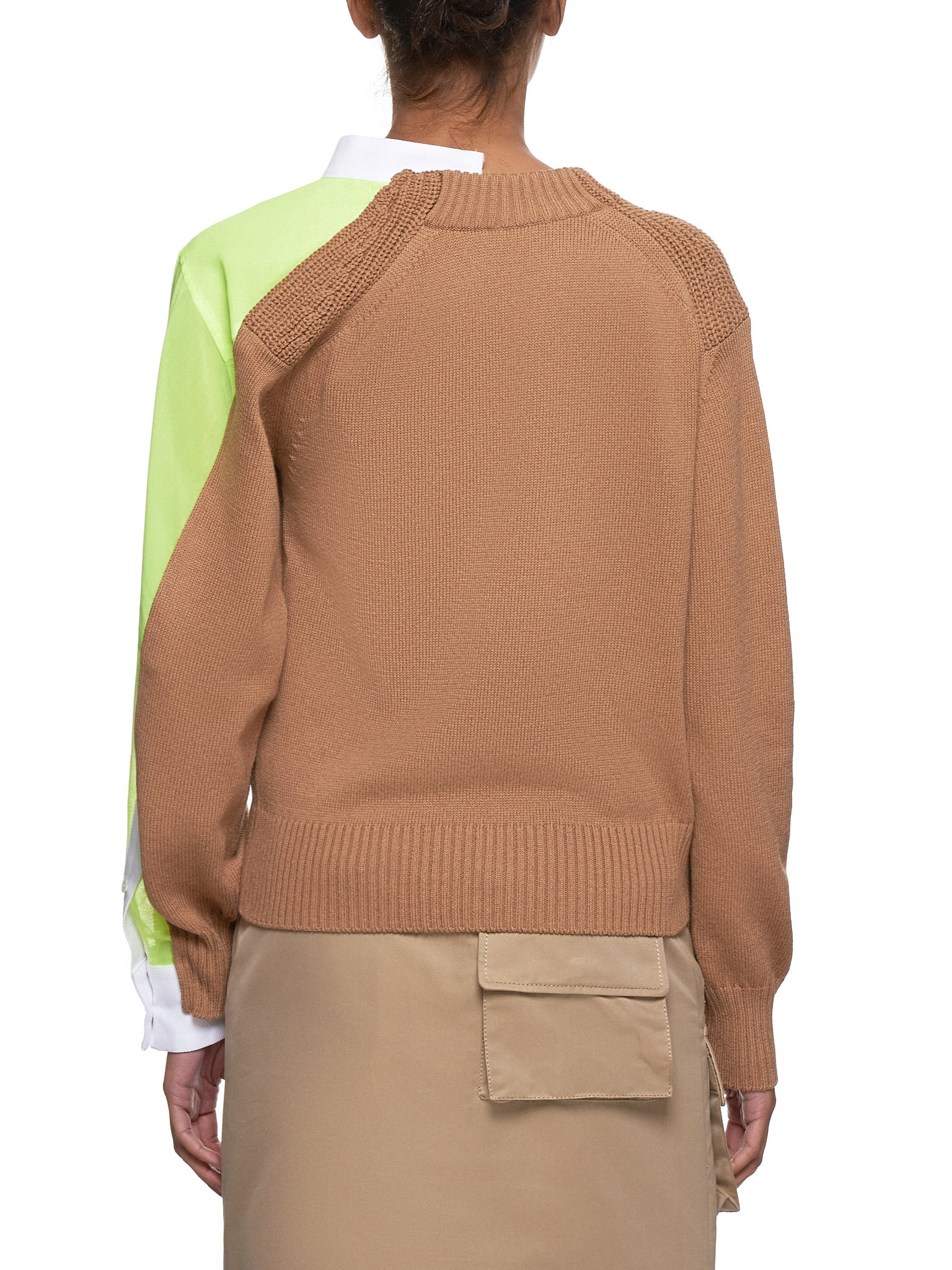 Sacai Sweater - Hlorenzo Back