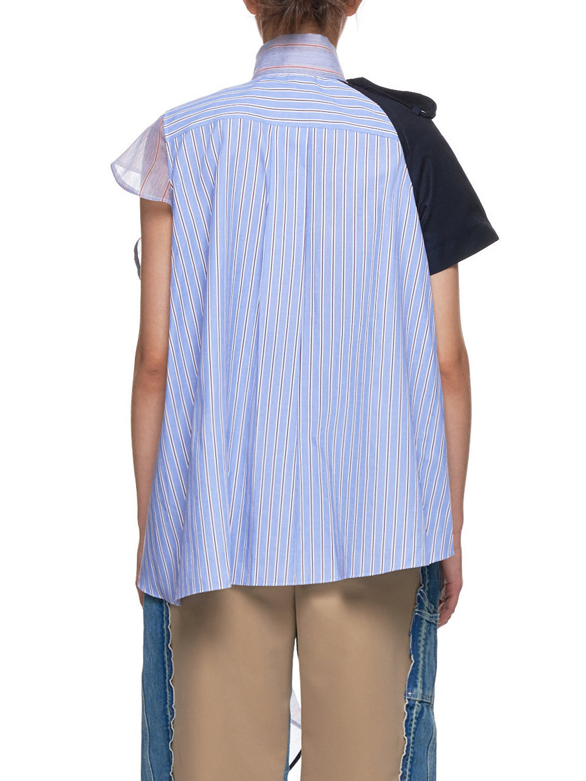 Layered Shirt (19-04492-BLUE)