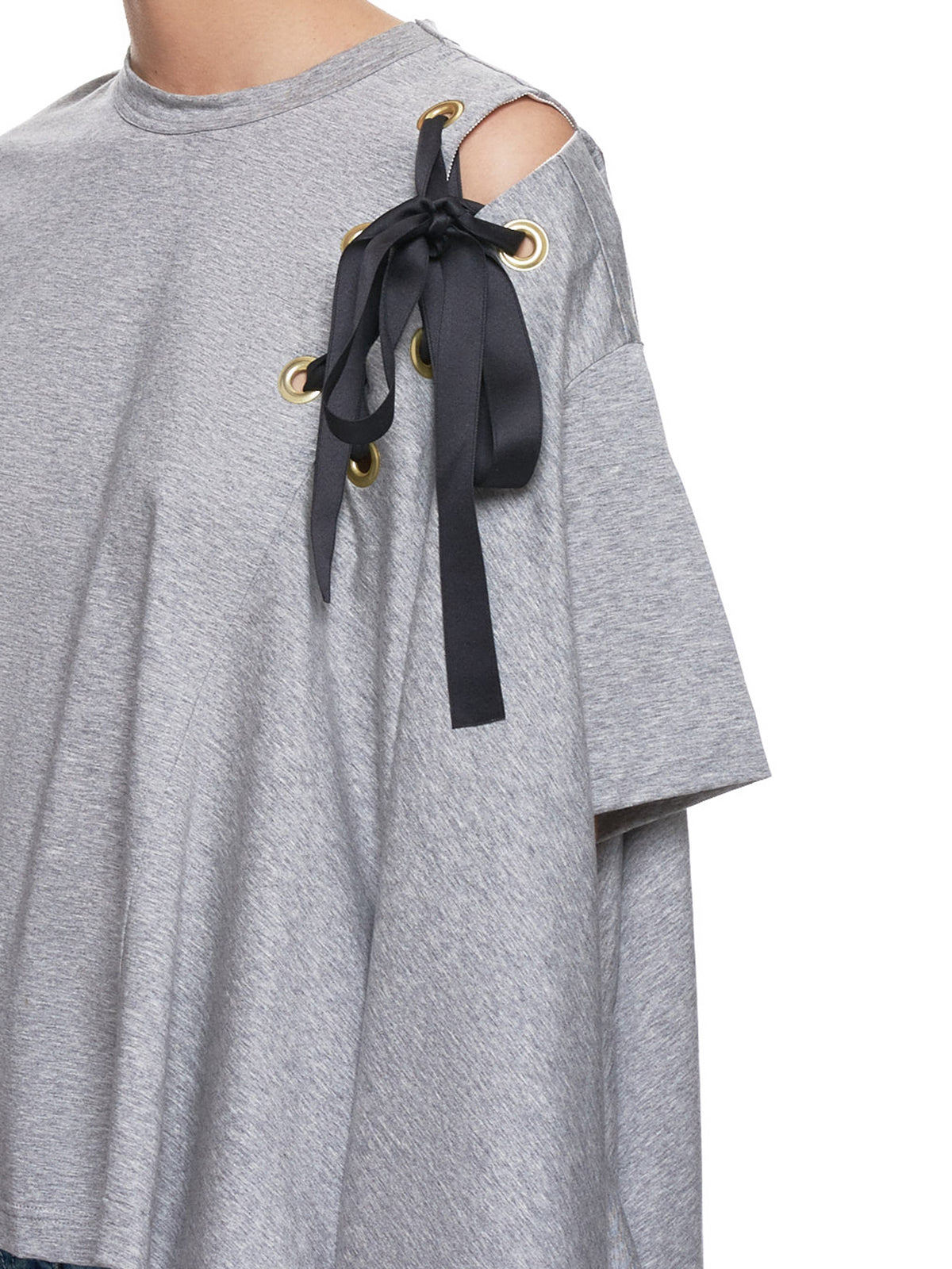 Asymmetrical Top (19-04498-LIGHT-GRAY)