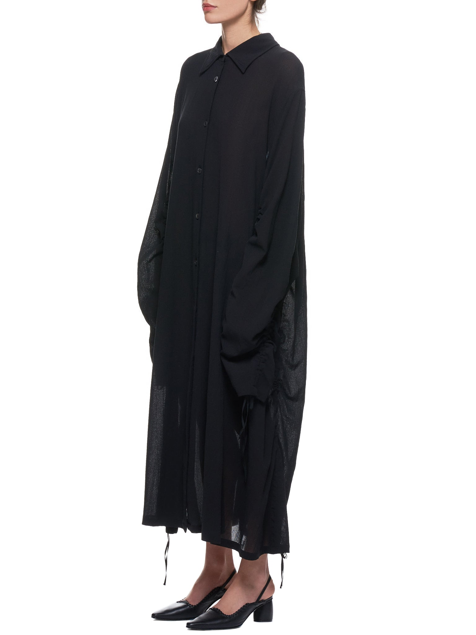 Oversized Shirt (1901-2032-172-099-BLACK)