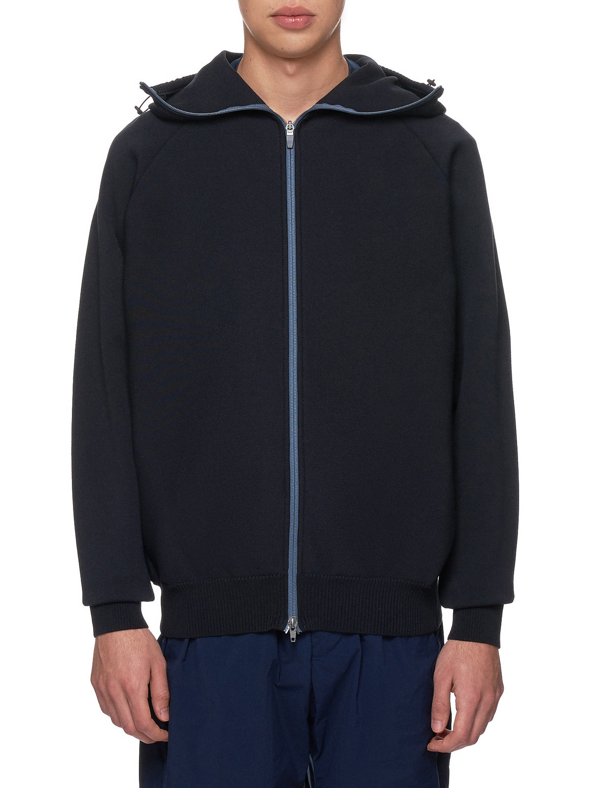 Undercover Hoodie - Hlorenzo Front