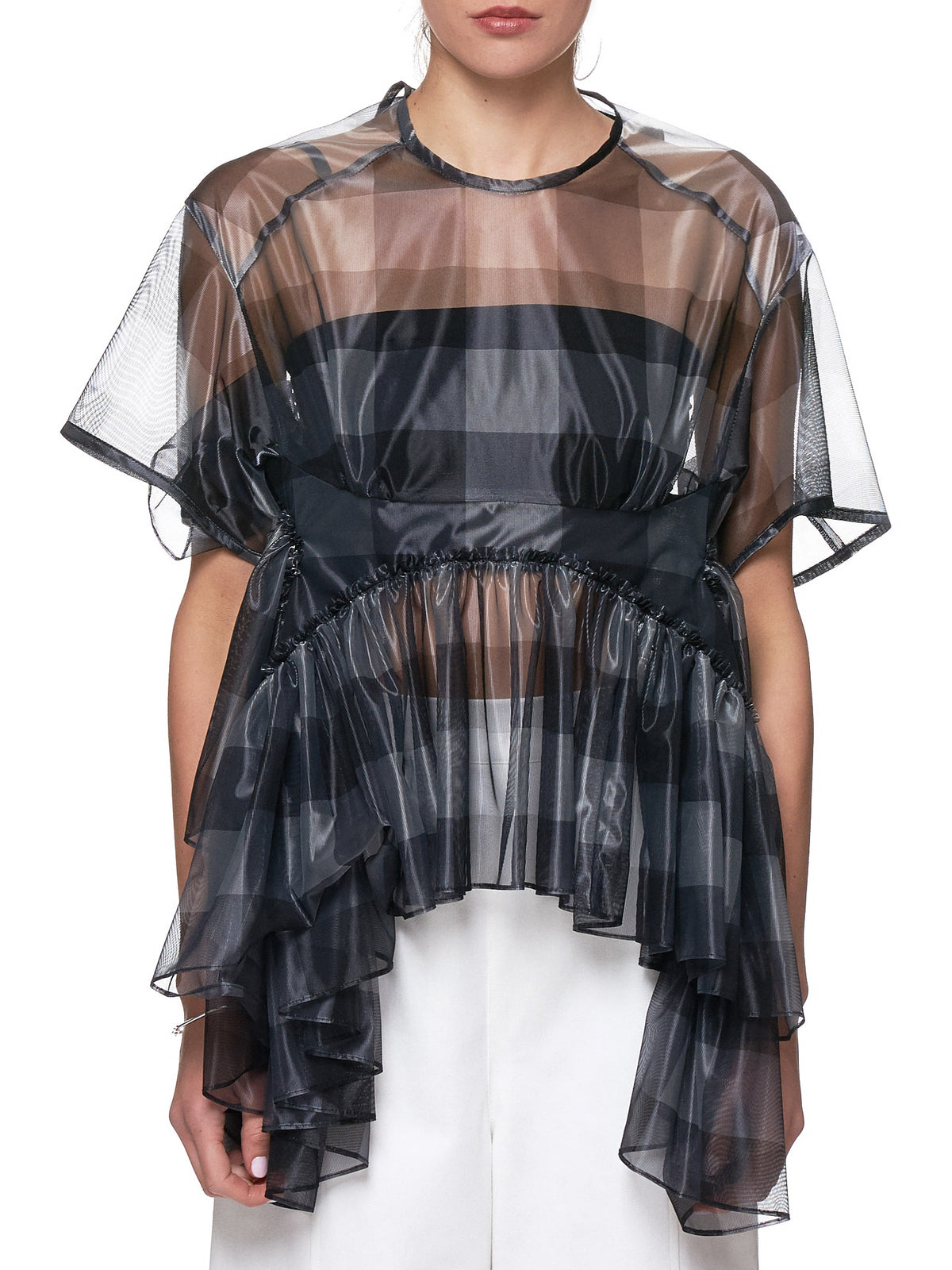 Translucent Top (191-BL06-BLACK)