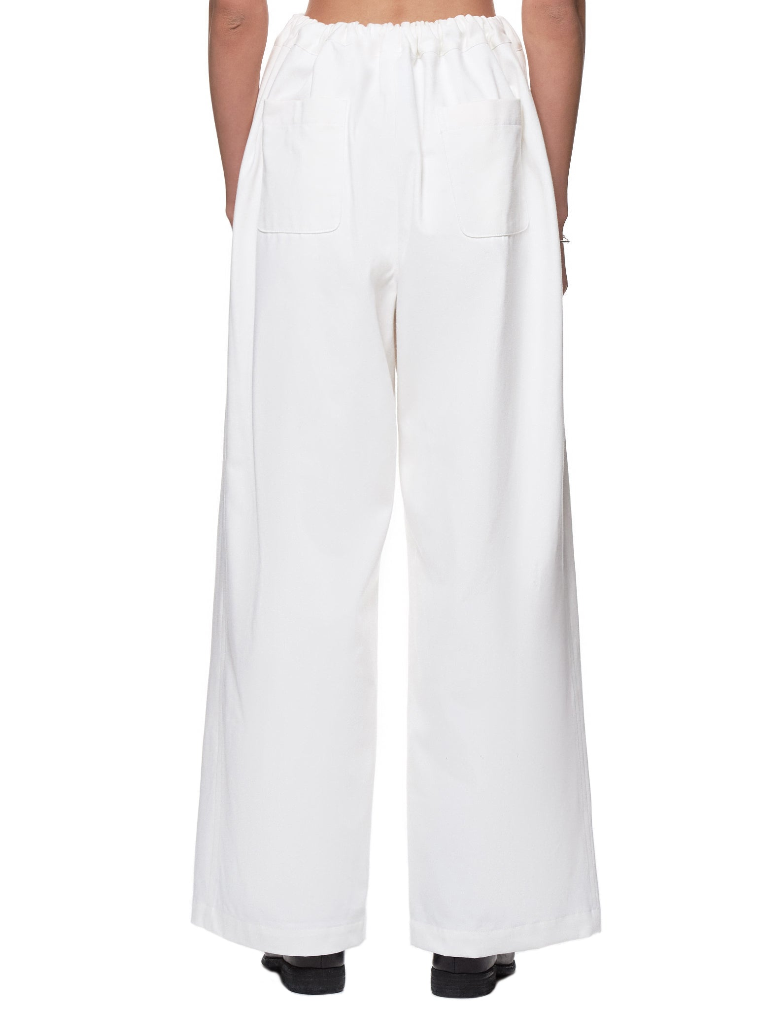 Liroto Trousers - Hlorenzo Back