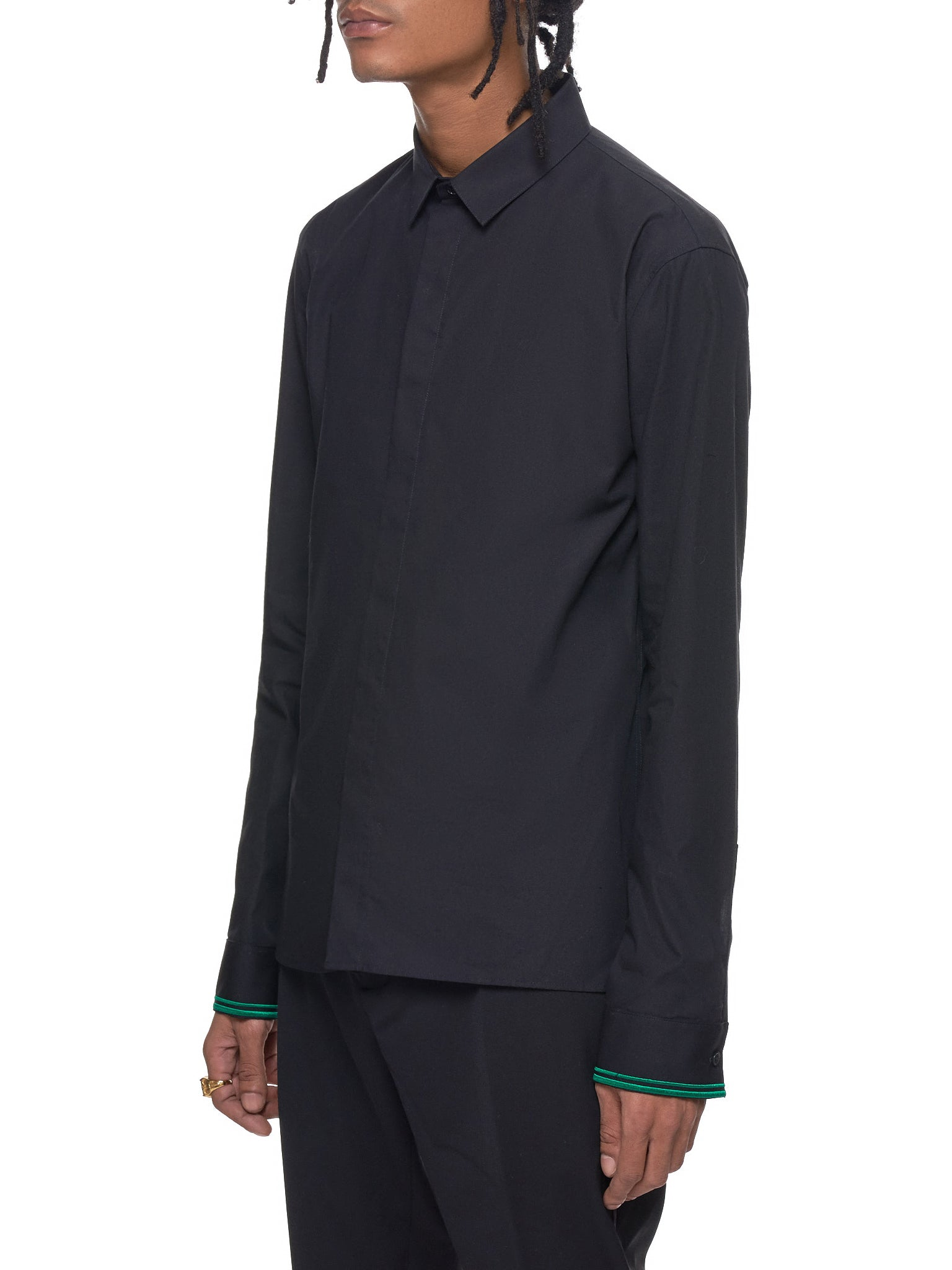 Haider Ackermann Shirt - Hlorenzo Side