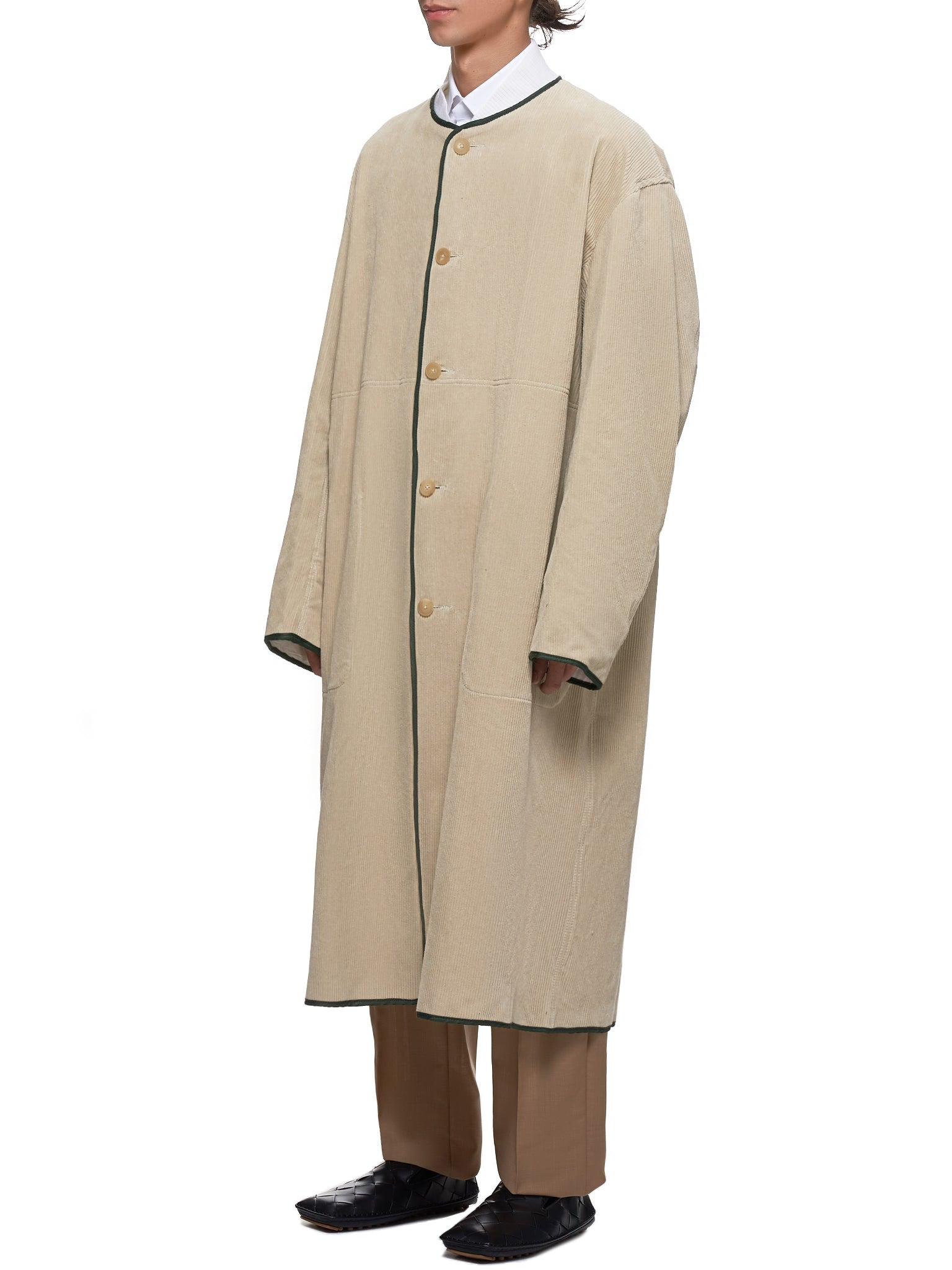 Haider Ackermann Coat - Hlorenzo Side