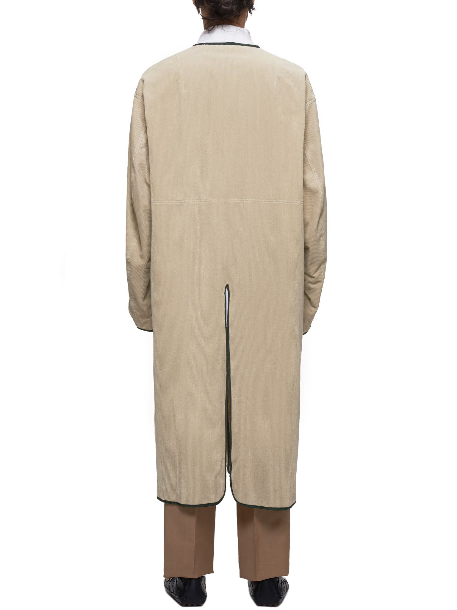 Haider Ackermann Coat - Hlorenzo Back