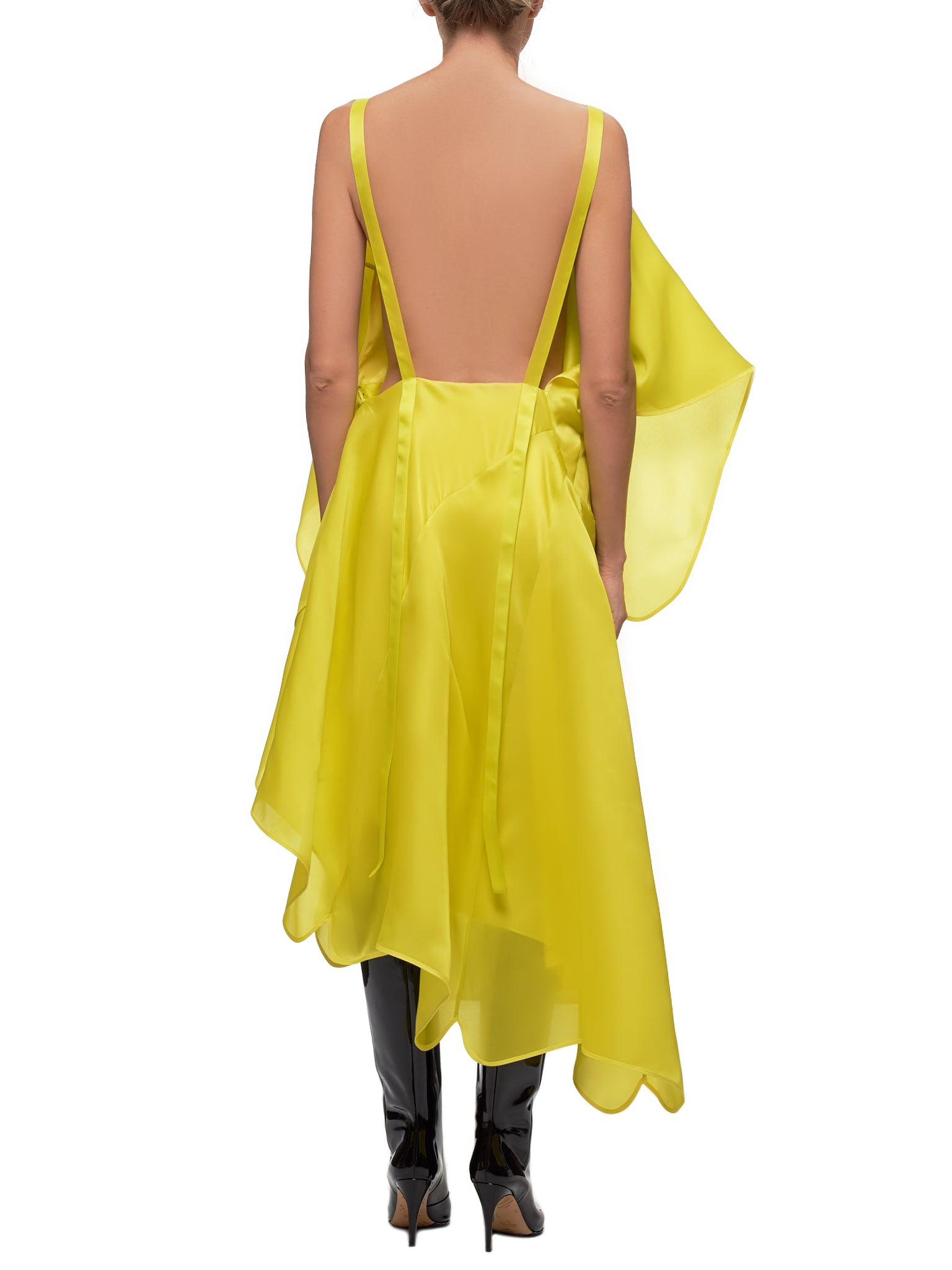 Nina Ricci Dress - Hlorenzo Back