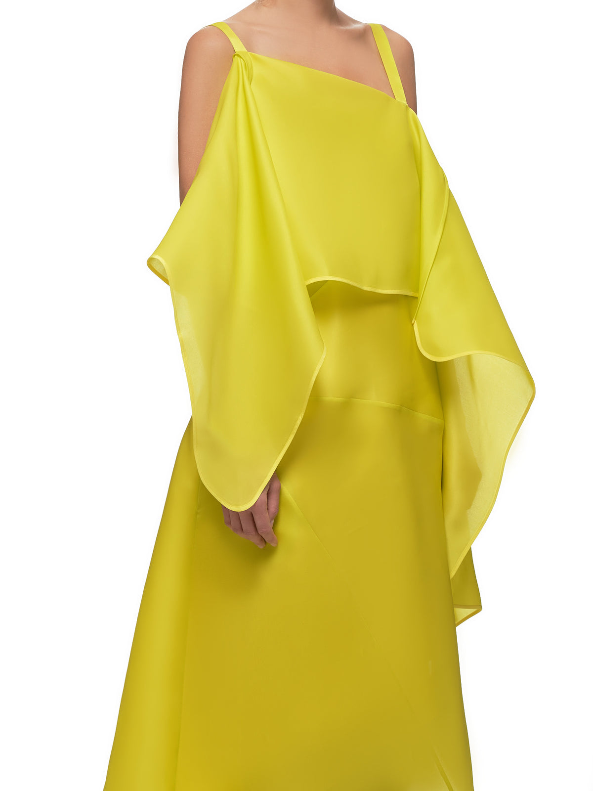 Nina Ricci Dress - Hlorenzo Detail 2