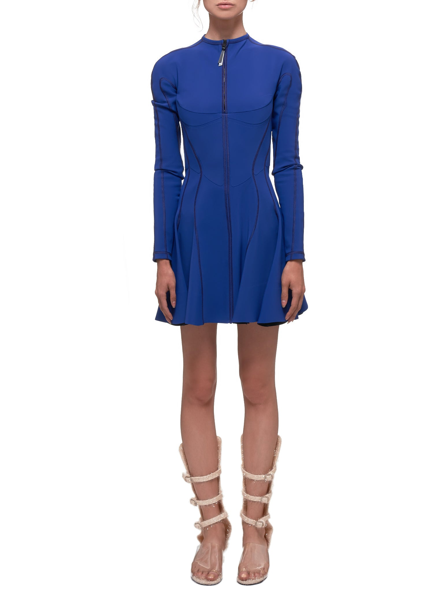 Mugler Dress - Hlorenzo Front