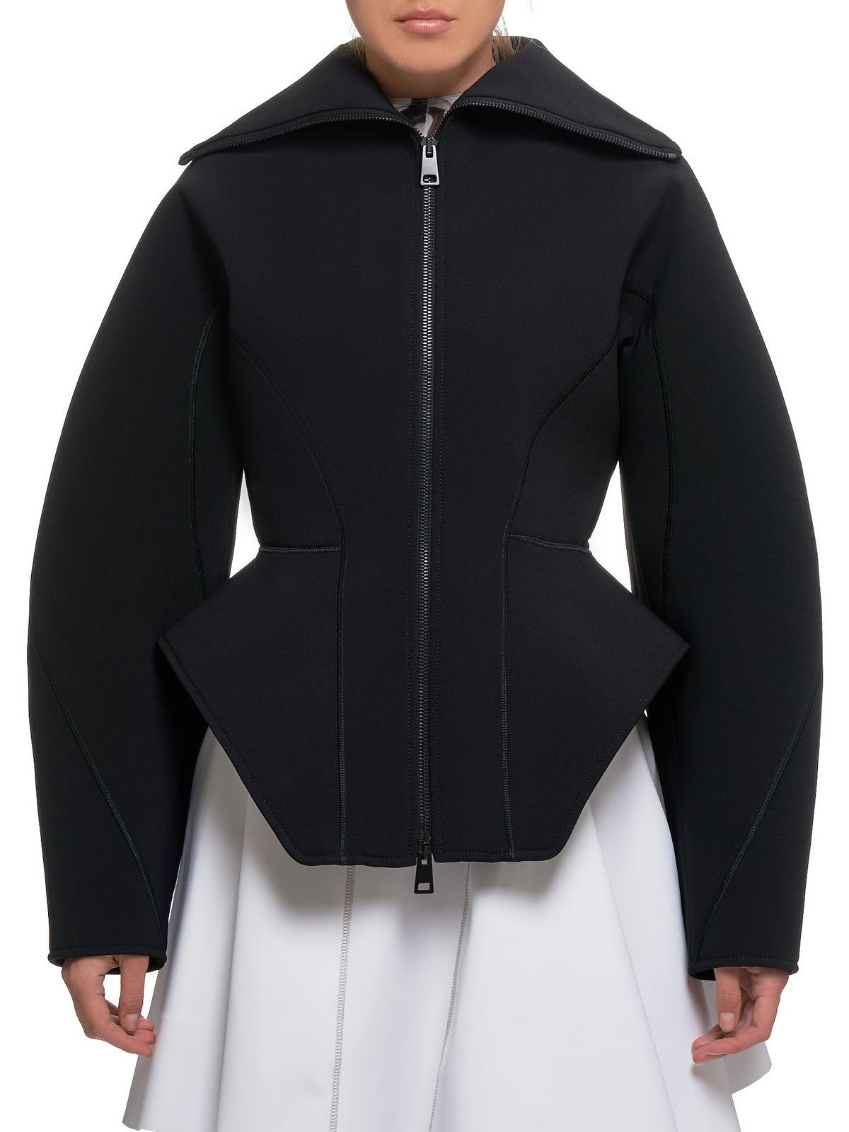 Angular Jacket (19W-1-VE0291560-BLACK)