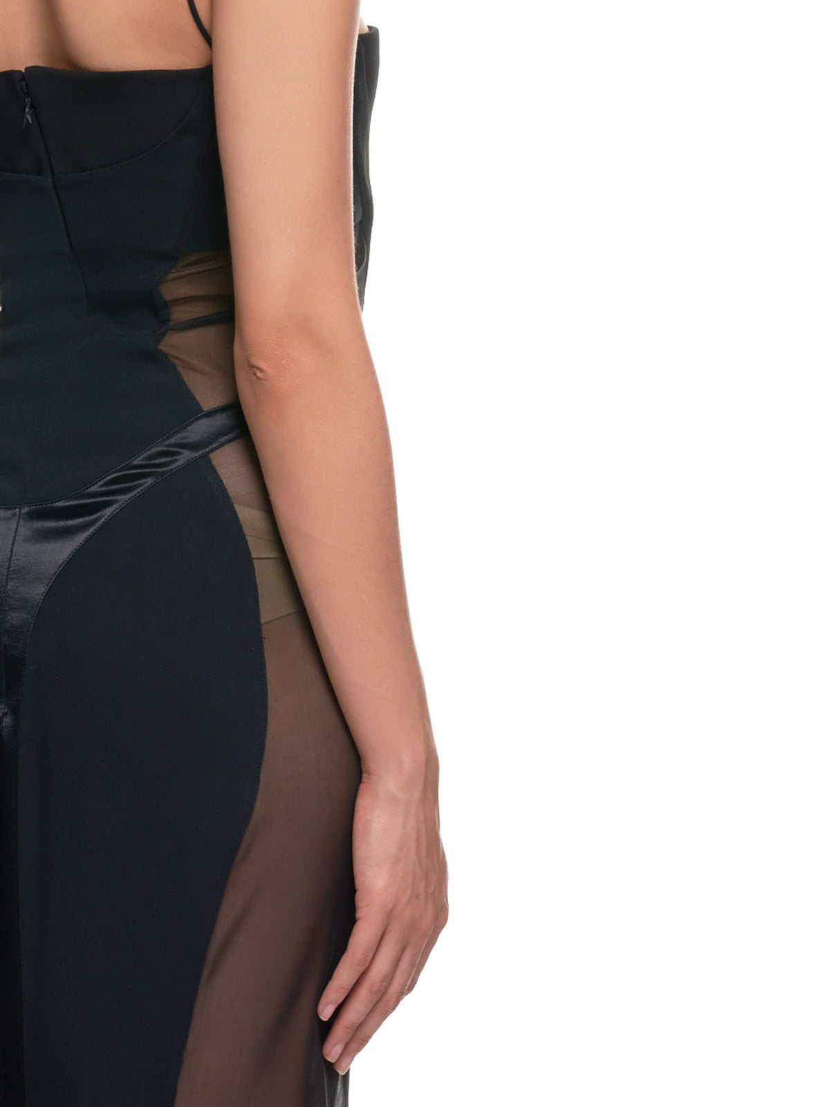 Mugler Dress | H.Lorenzo Detail 2
