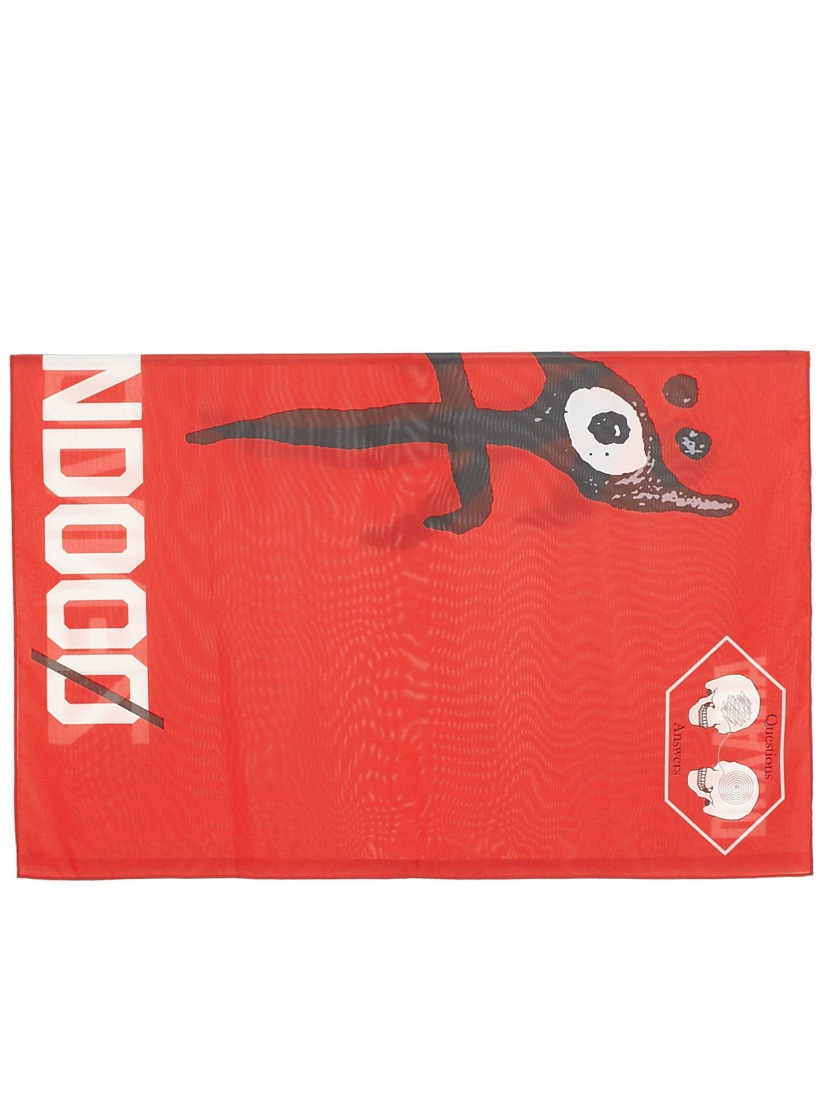 Oversize Printed Flag (UCW4Z01-2-RED)