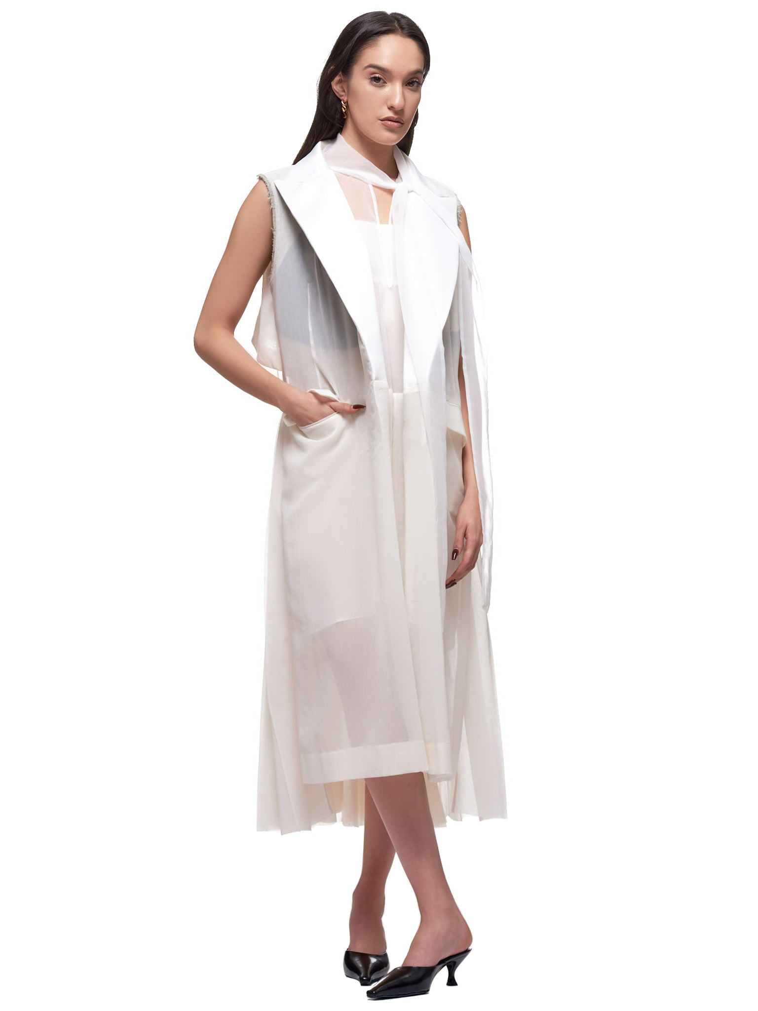 Duster Dress (20-05053-ECRU)