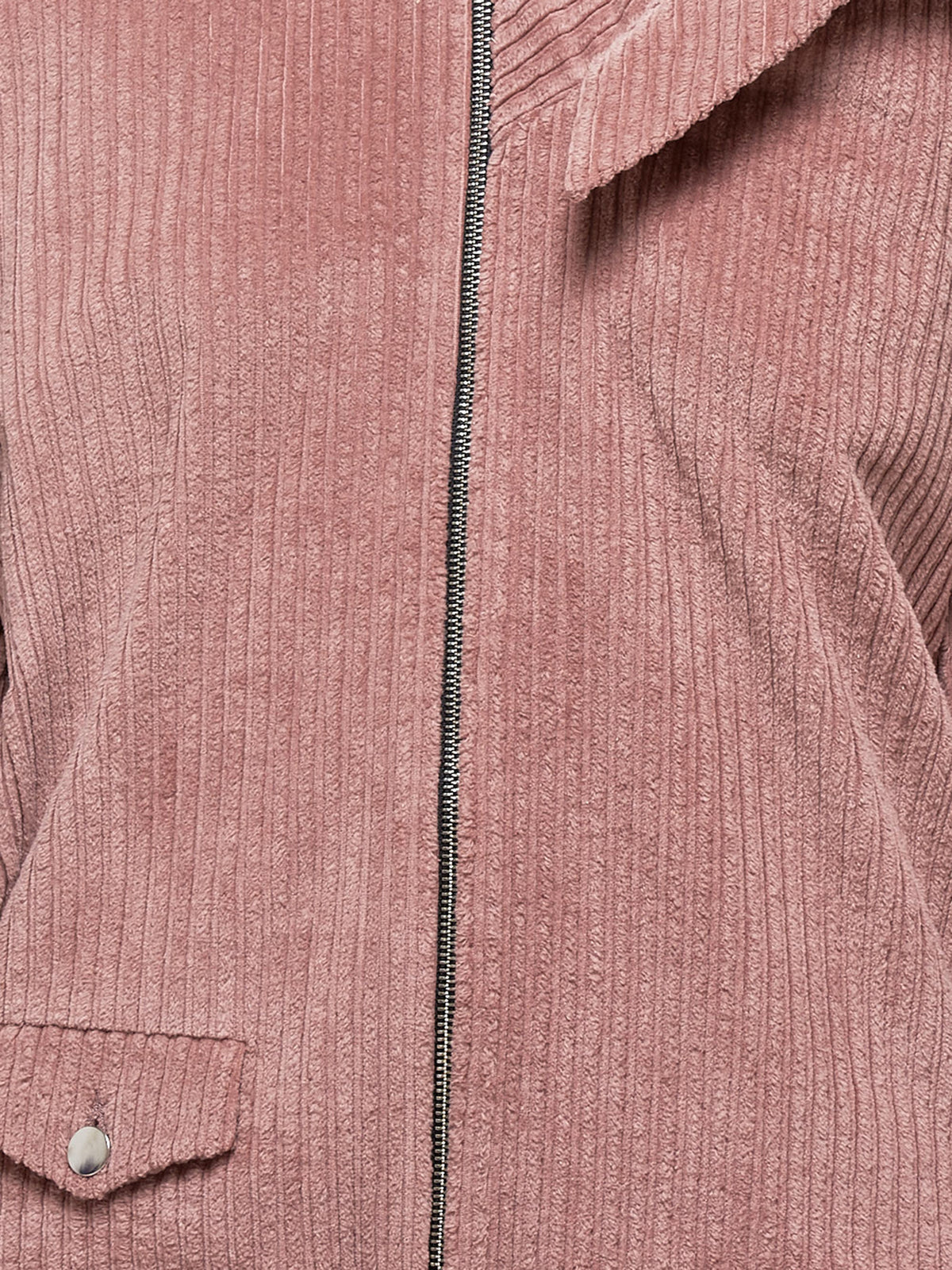 Corduroy Jacket (20-27-W-DUSTY-PINK)