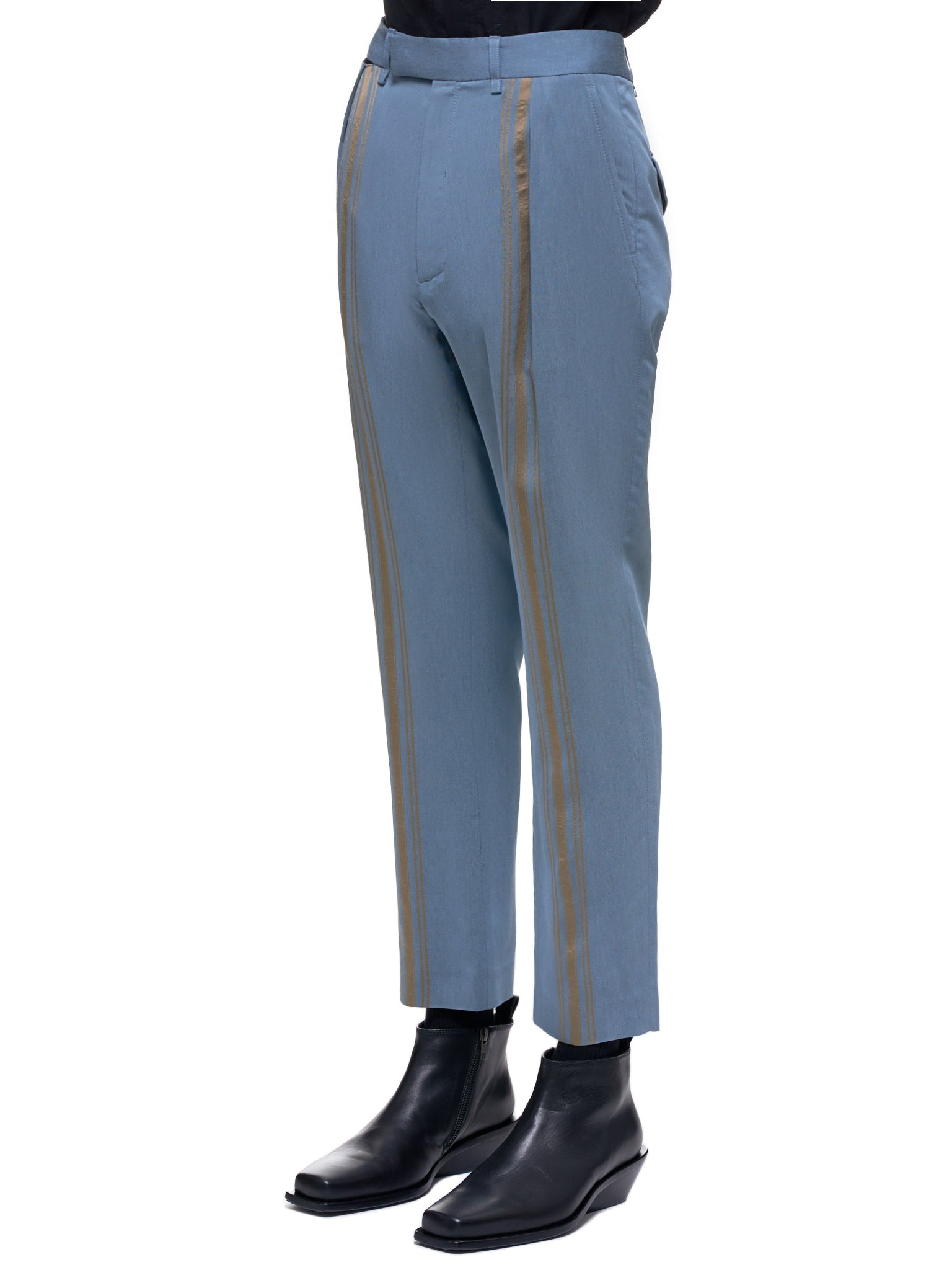 Naval Trousers (2001-3402-166-050-BLUE-GOLD)