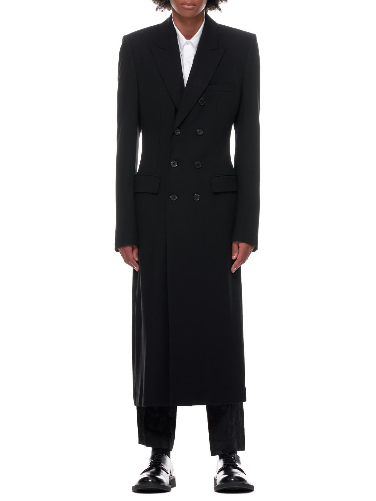 Ann Demeulemeester Coat | H.Lorenzo Front