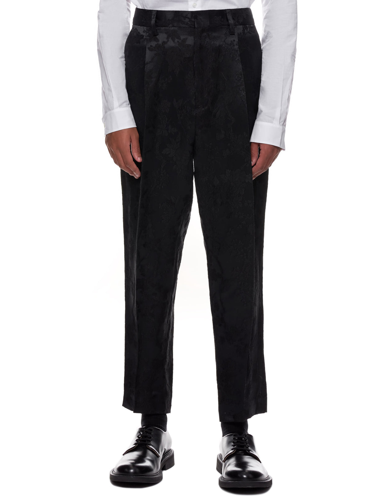 Ann Demeulemeester Pants | H.Lorenzo Front
