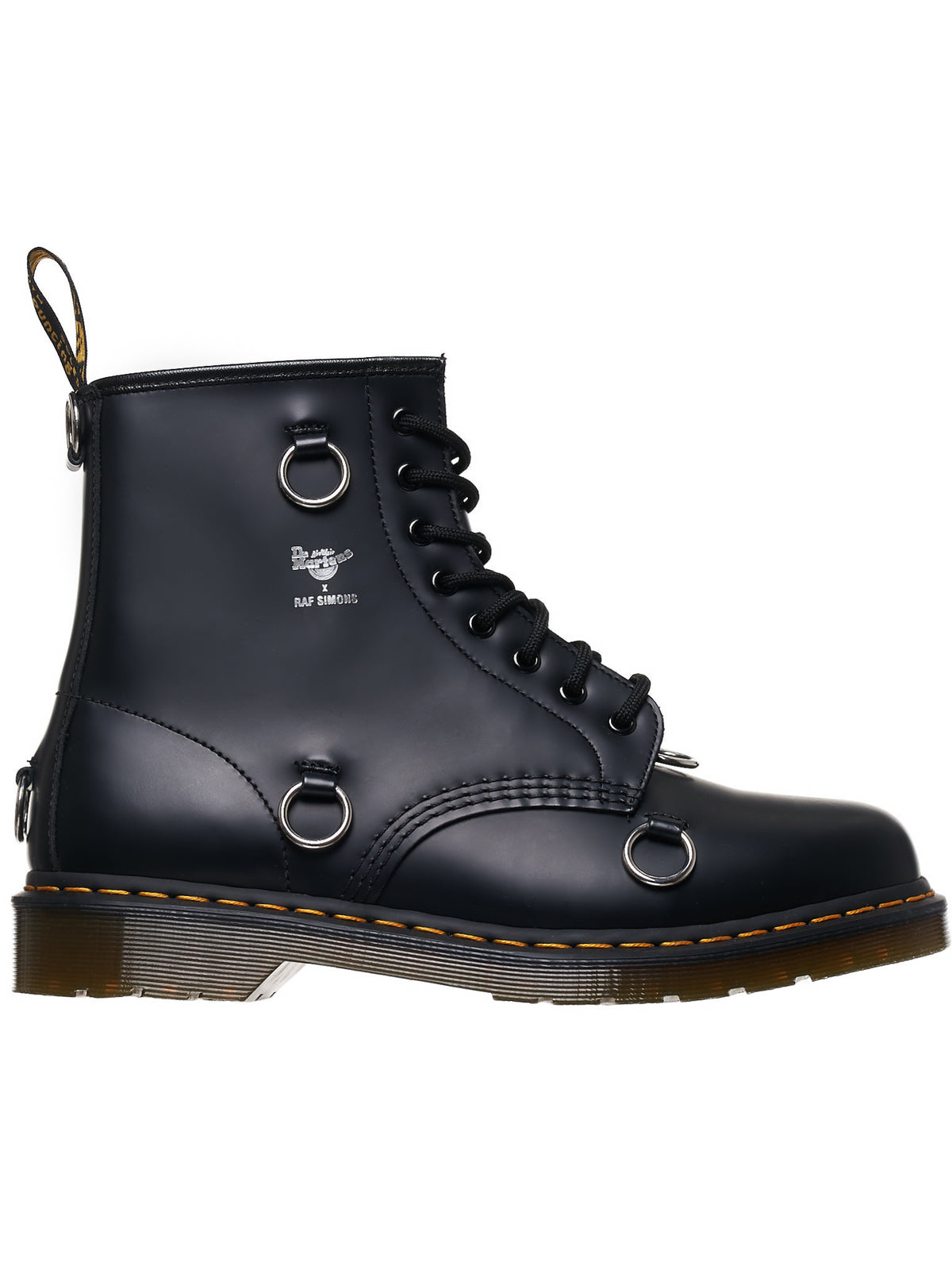 Raf Simons x Dr. Martens Boots - Hlorenzo Front