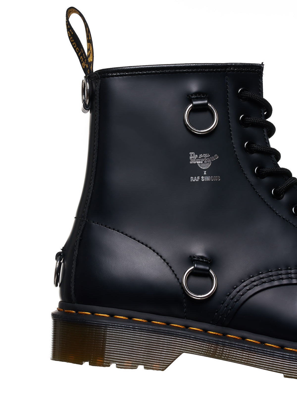 Raf Simons x Dr. Martens Boots - Hlorenzo Detail 2
